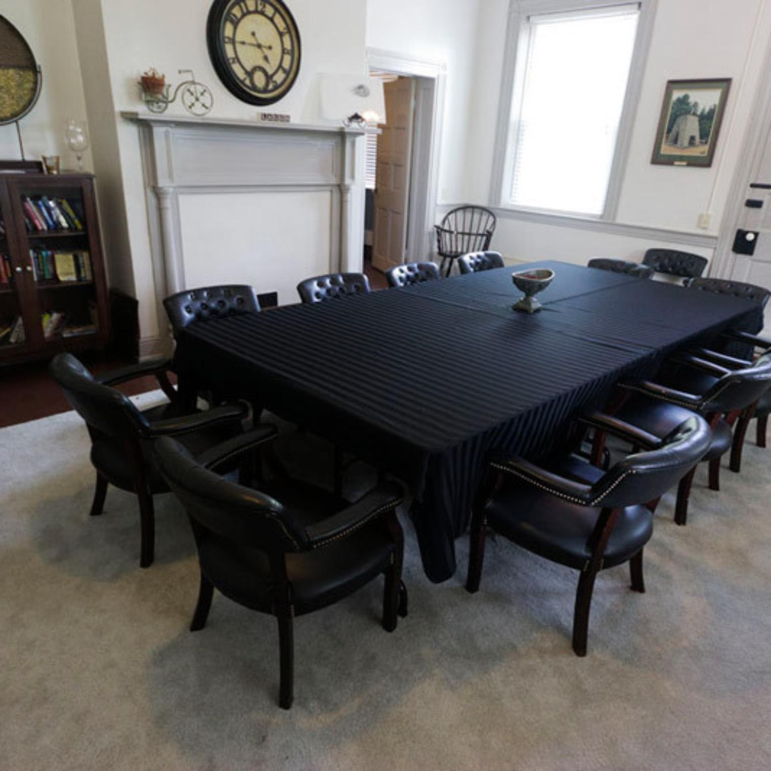 Ironmaster's Mansion Formal Dining Room/Conference Room