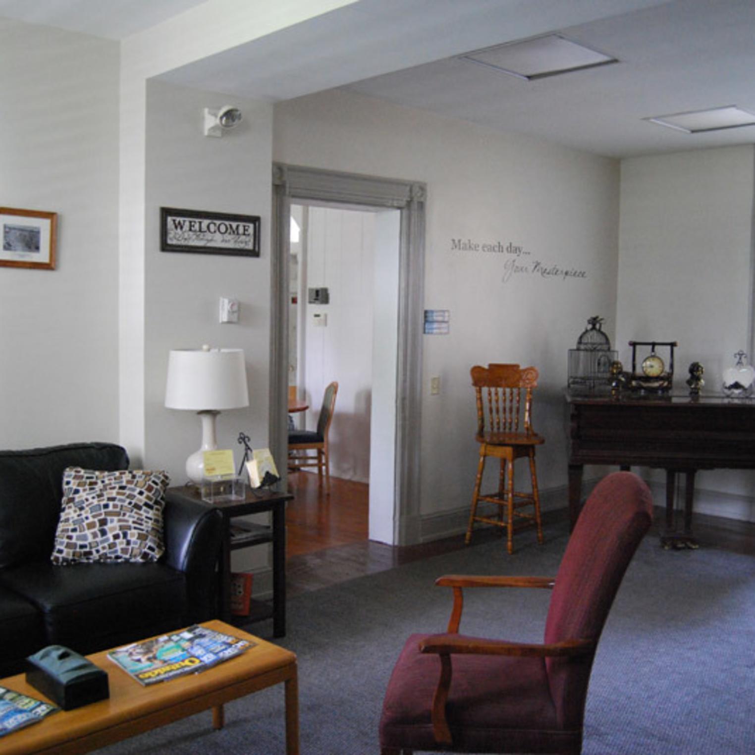 Ironmaster's Mansion Seating Area/Lounge