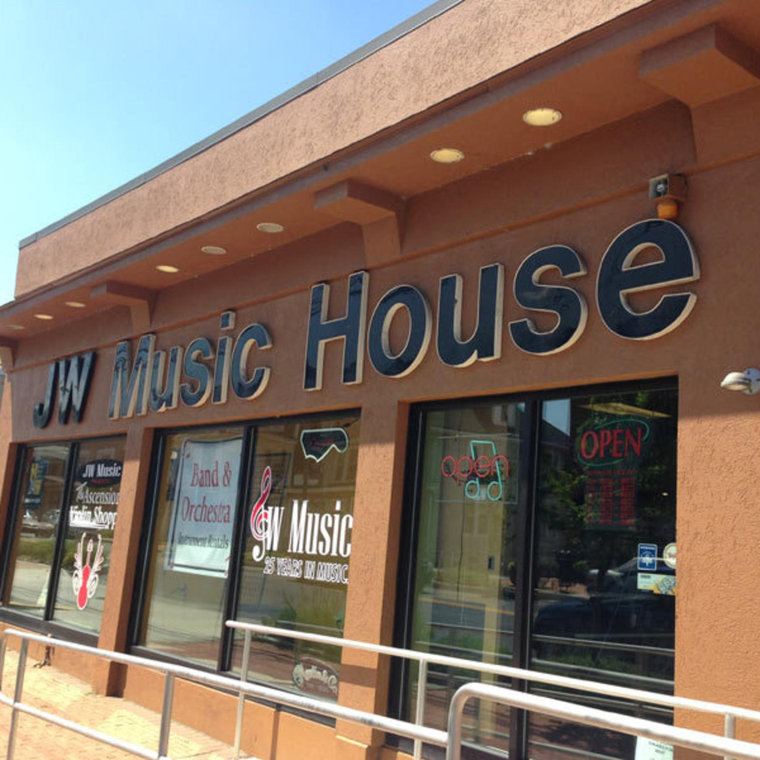 JW Music Lemoyne