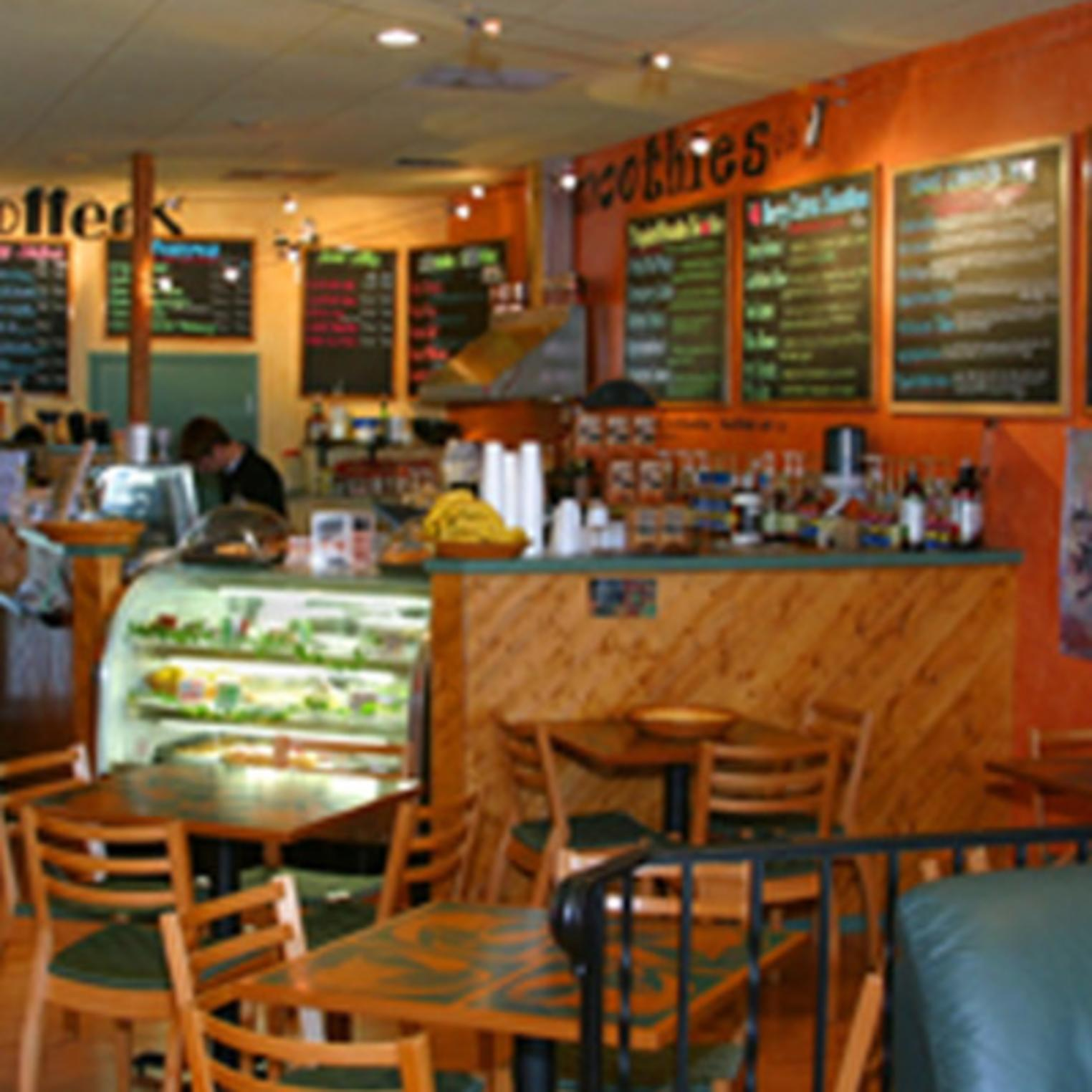 Juice & Java Cafe