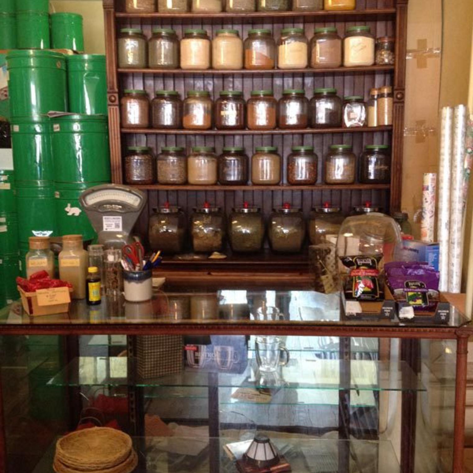 Kauffman's Tea Selection