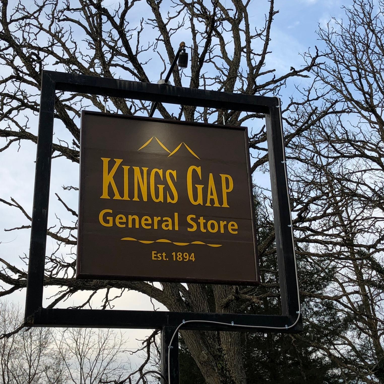Kings Gap General Store