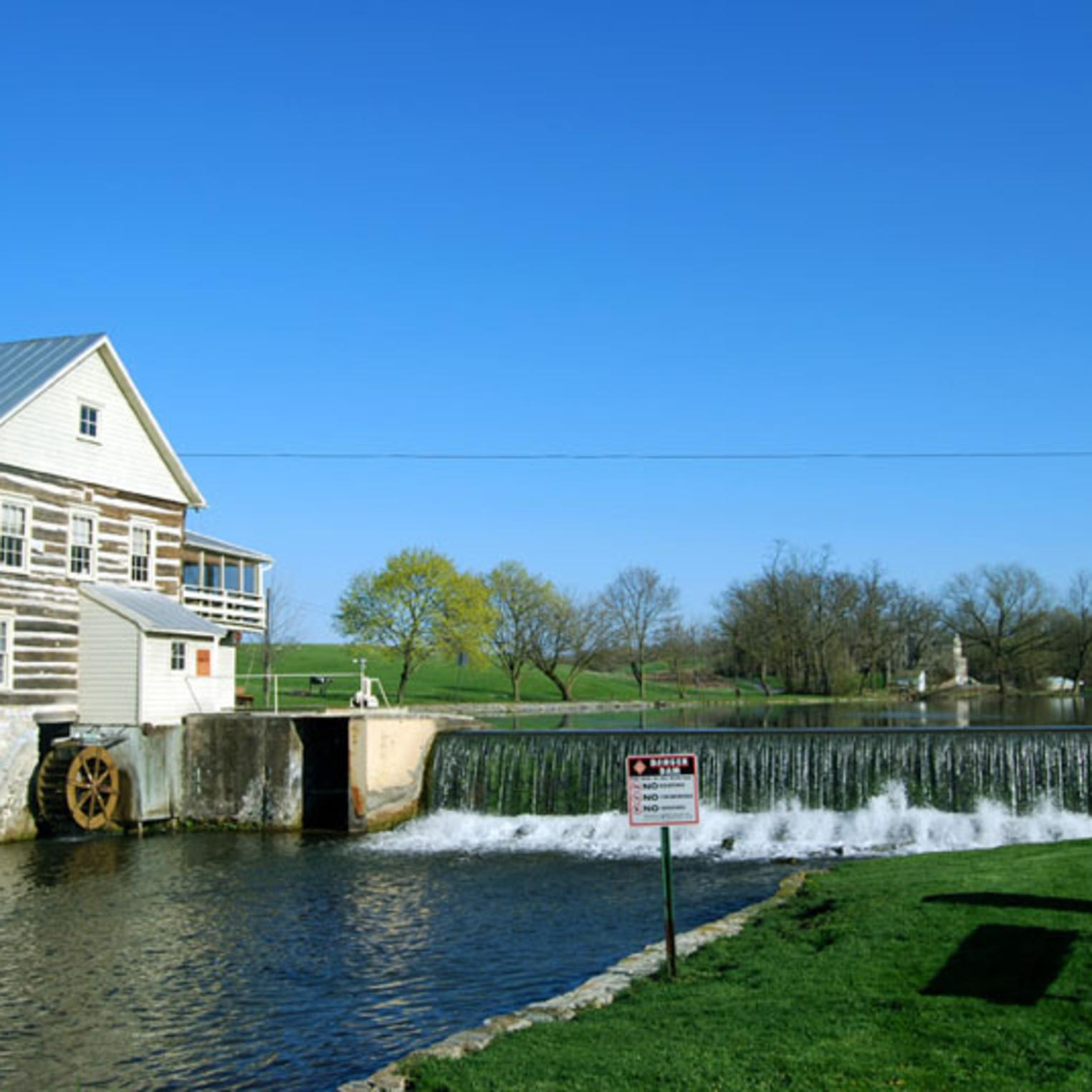 Laughlin Mill