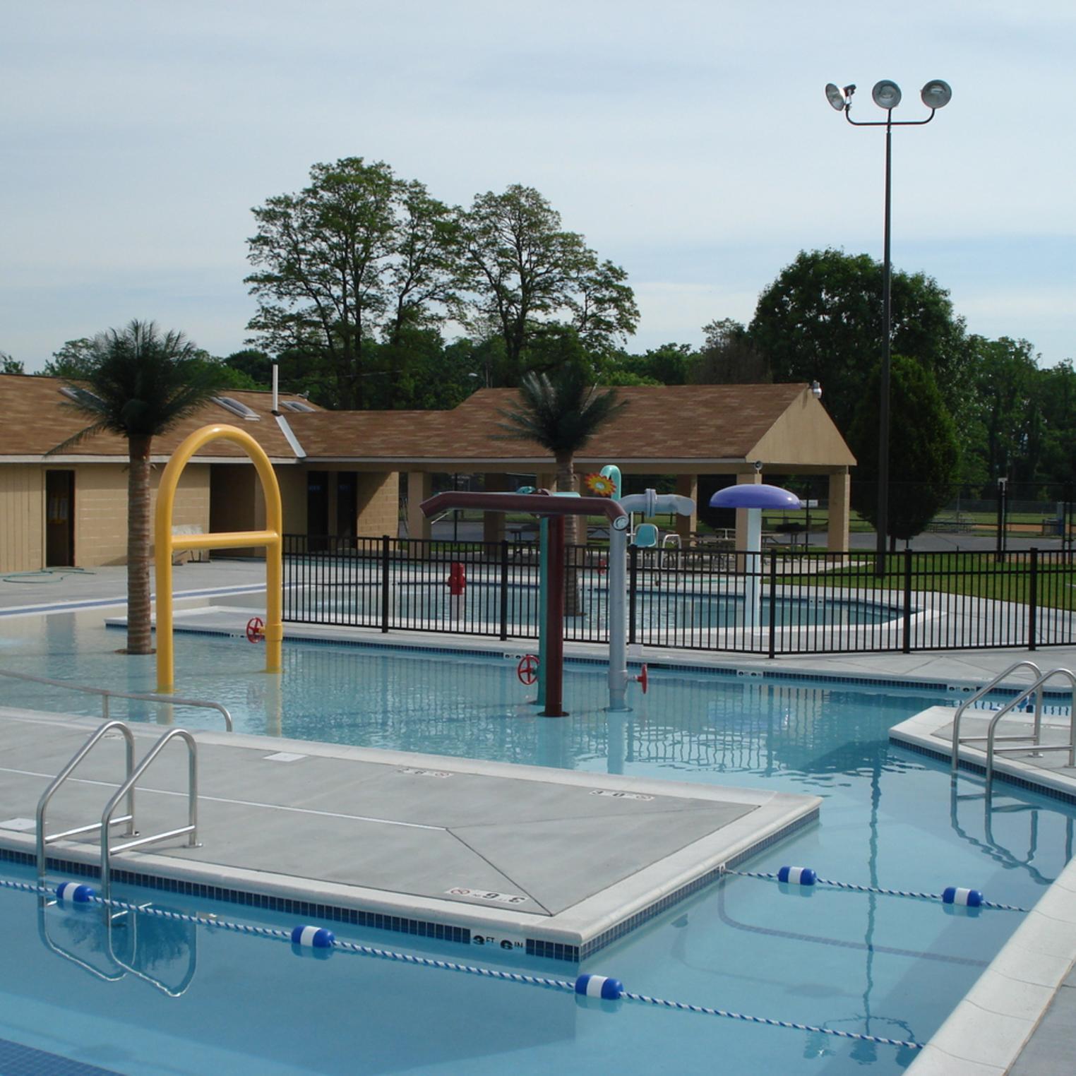 Lemoyne Community Swimming Pool