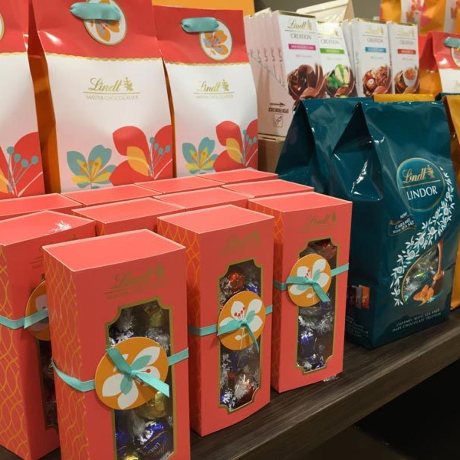 Lindt Chocolate Factory Outlet