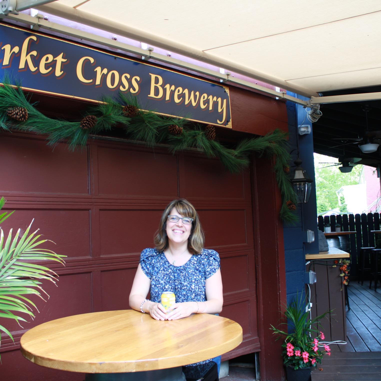 Market Cross Pub & Brewery Beer Garden