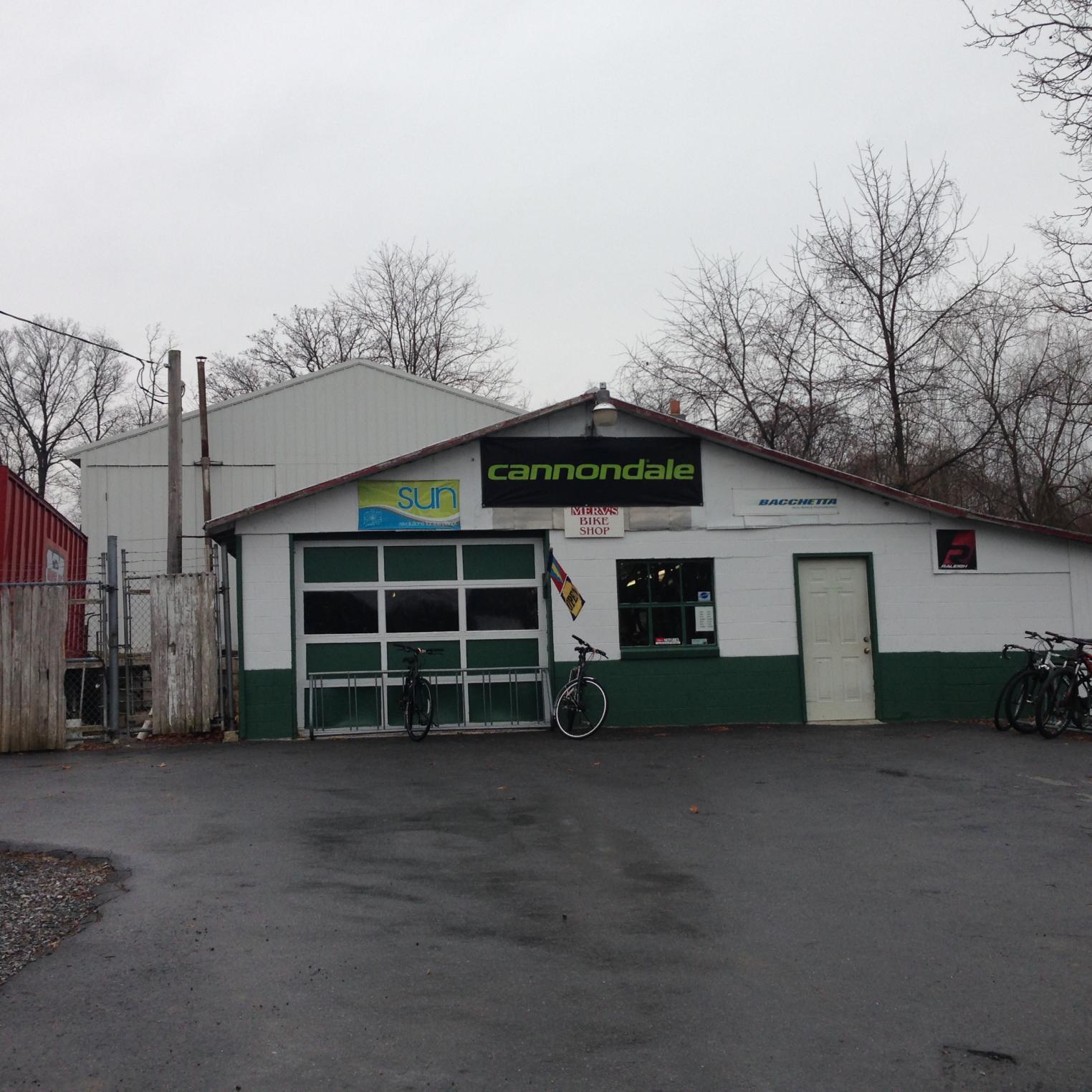Merv's Bike Shop