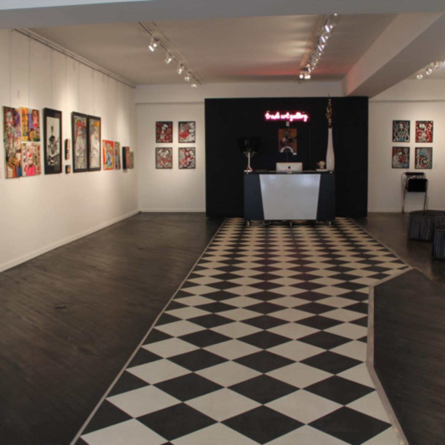 Metropolis Collective Interior