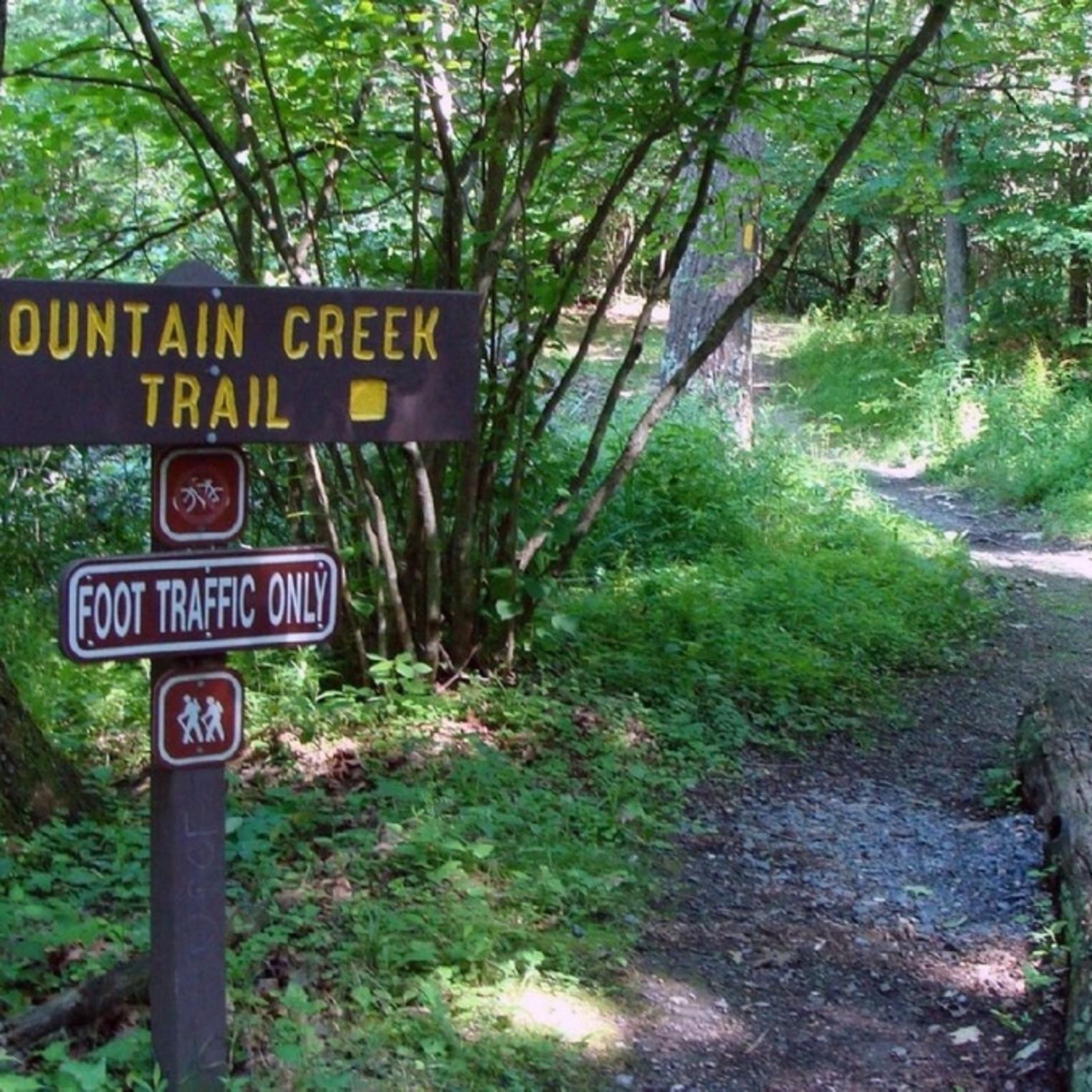Mountain Creek Trail