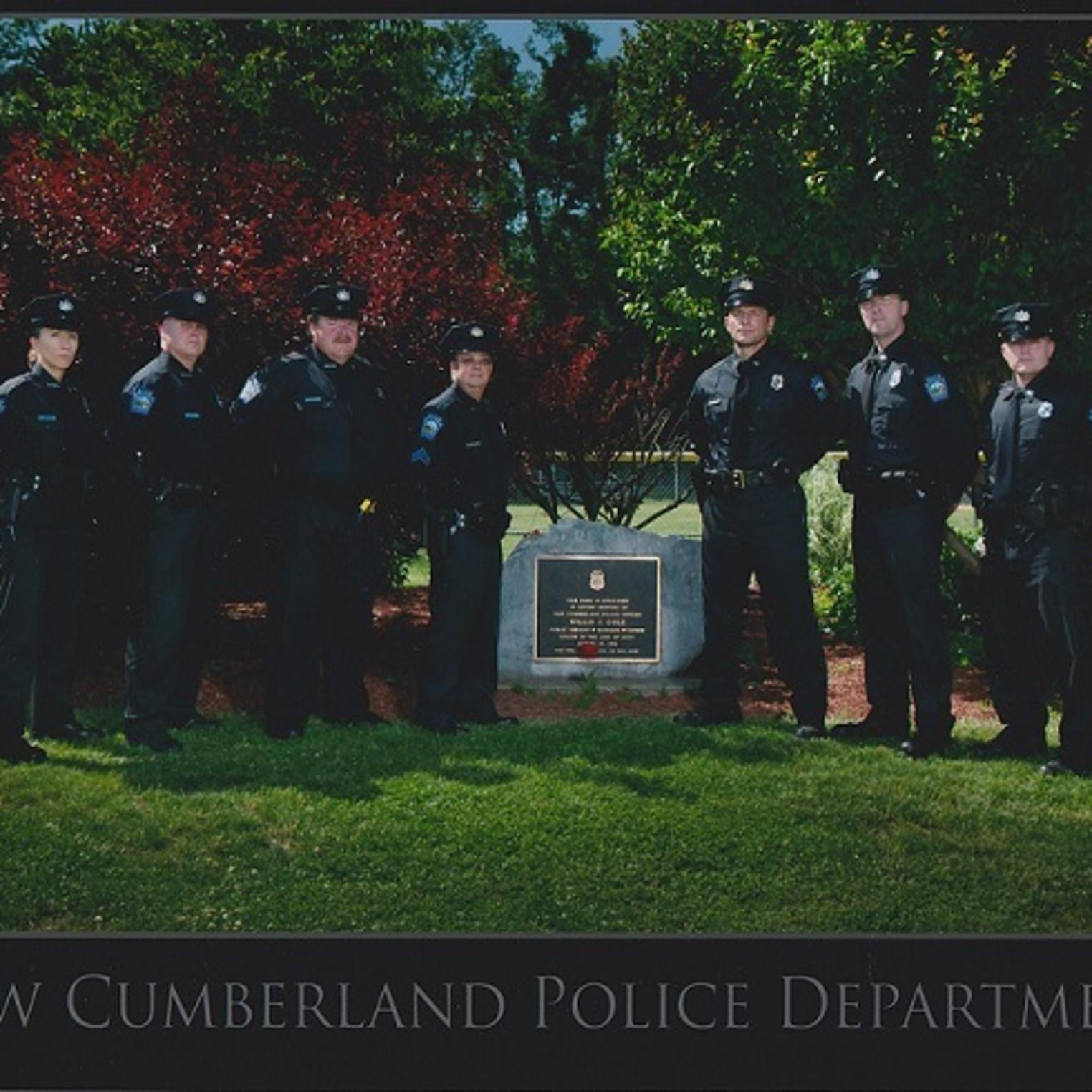 New Cumberland Police Department