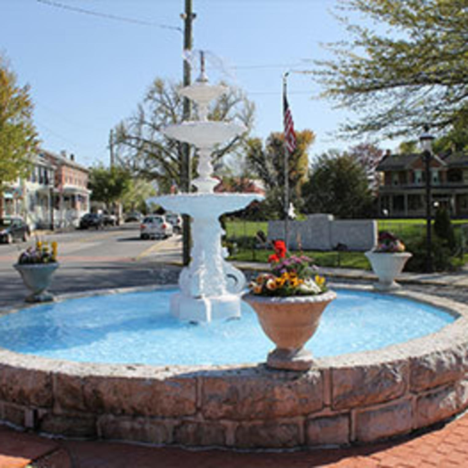 Newville Borough