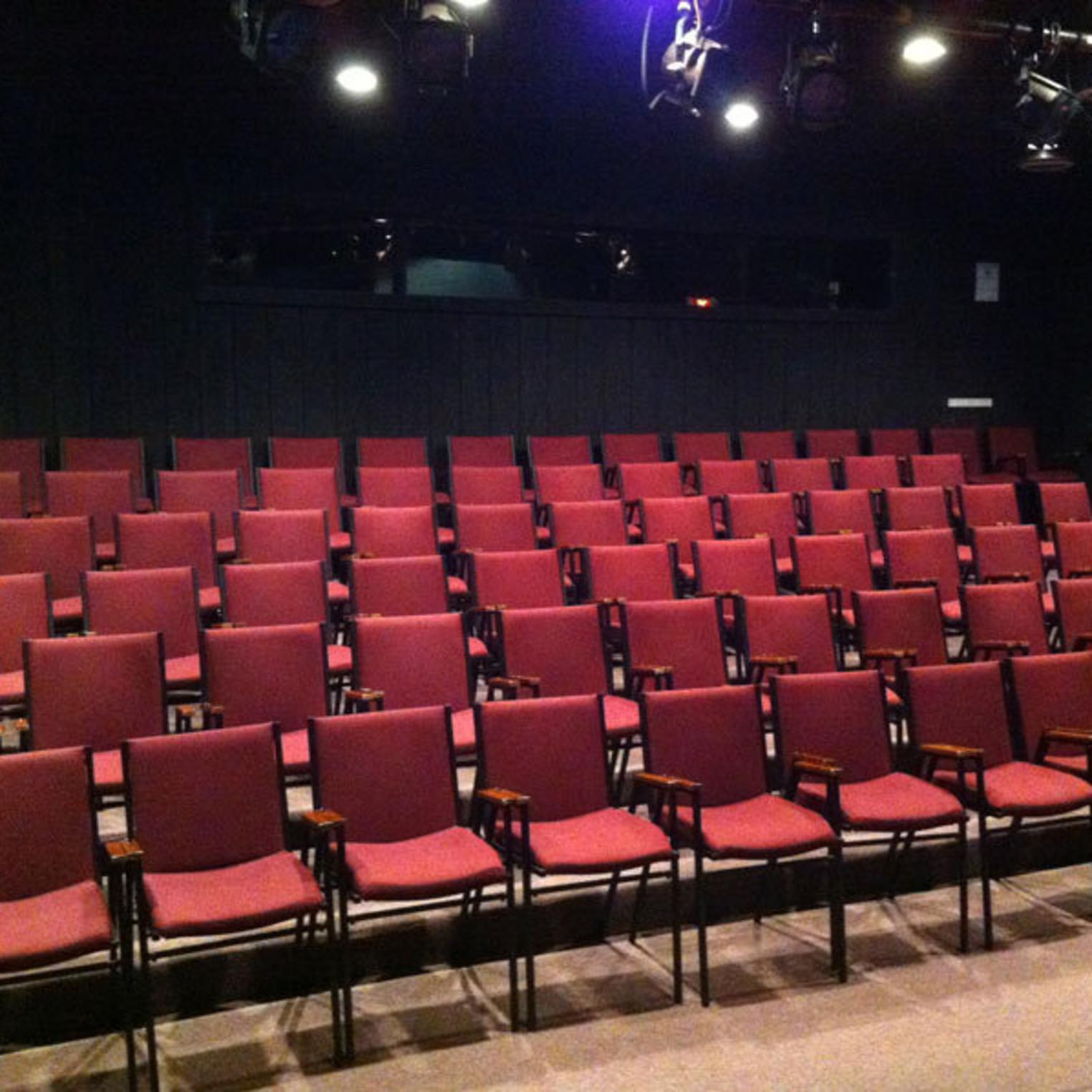 Oyster Mill Playhouse Interior