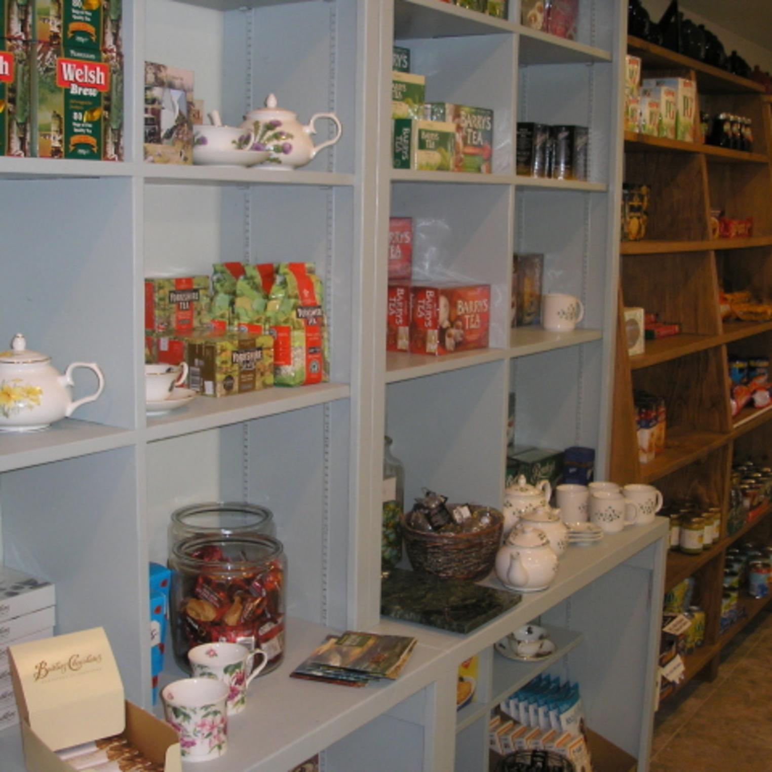 Central PA's largest selection of imported British and Irish Foods and Tea.