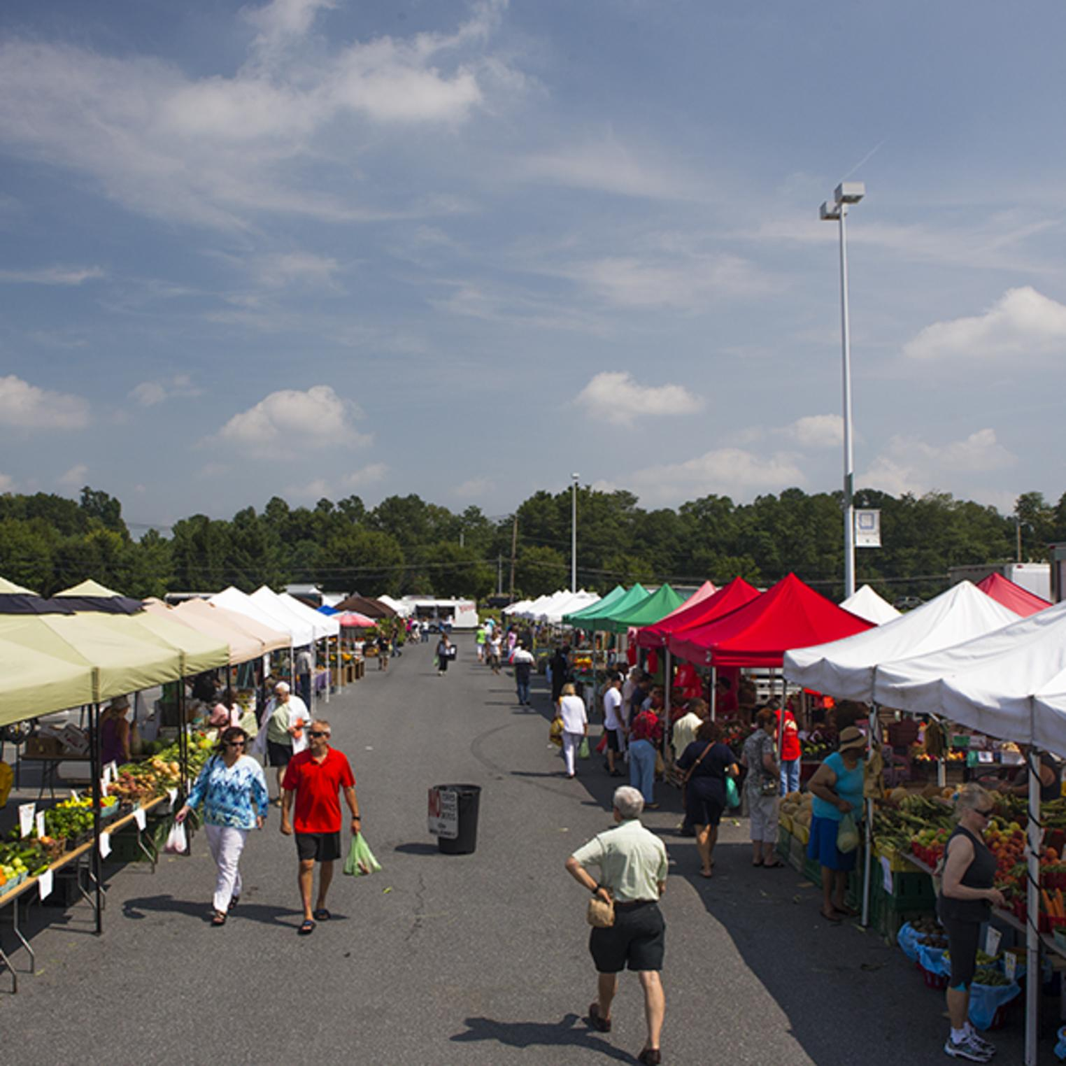 PA Open Air Farmers Market
