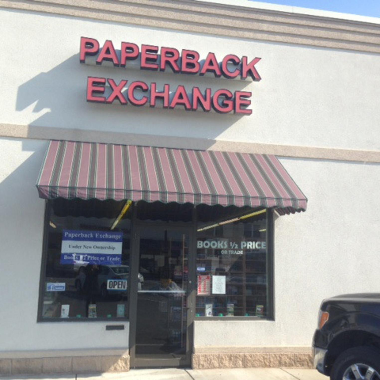 Paperback Exchange