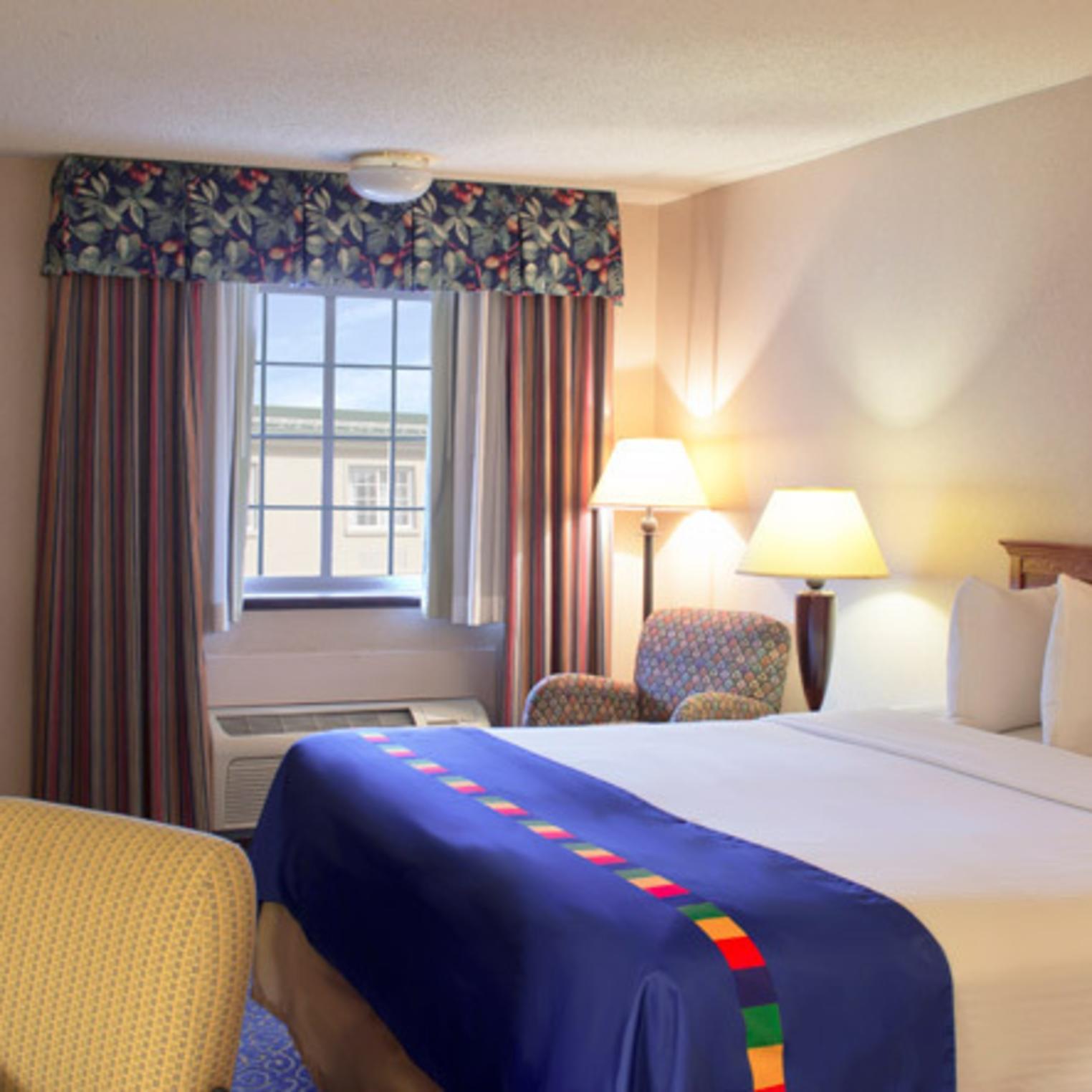Sweet dreams from the Park Inn