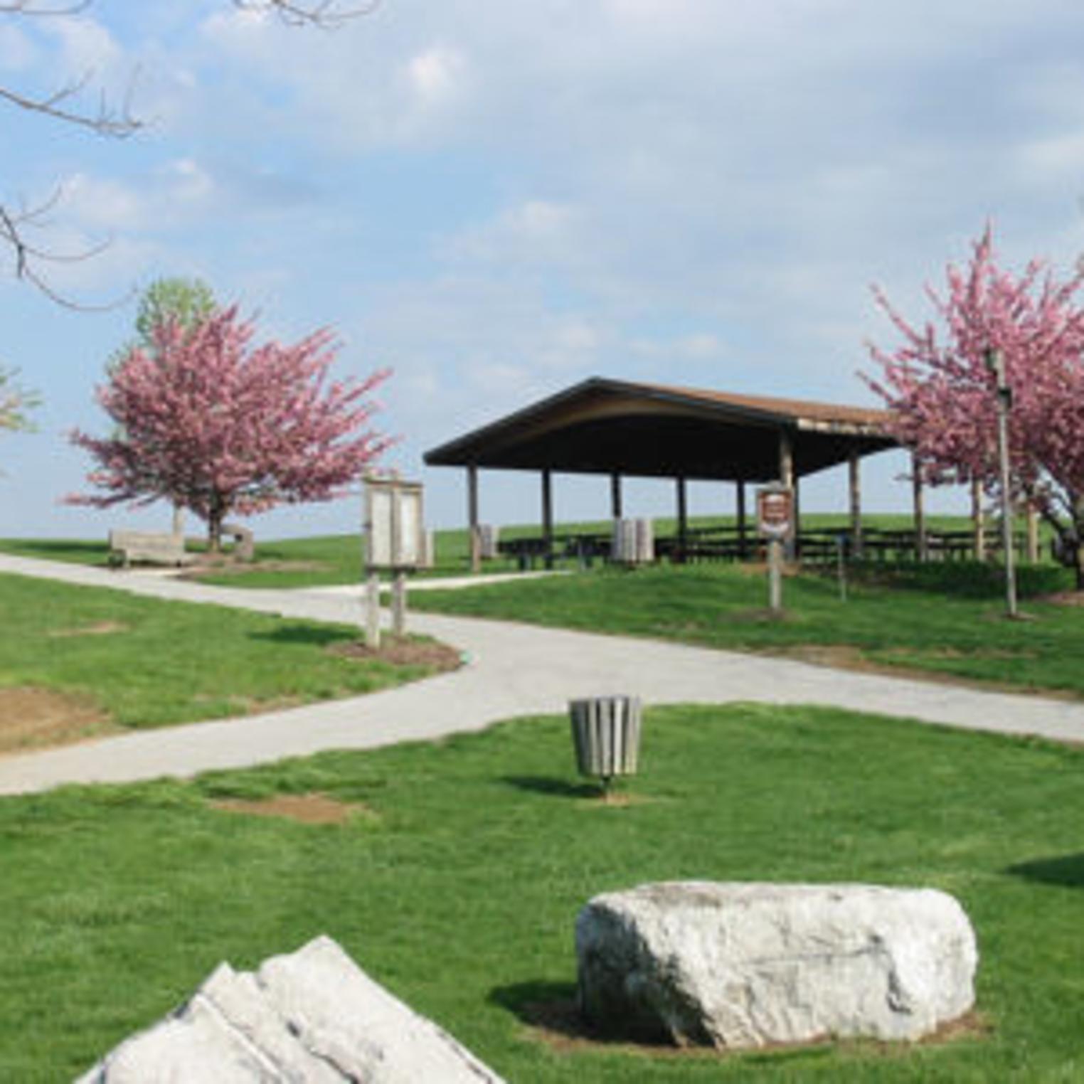 Pavilion at Adams-Ricci Community Park