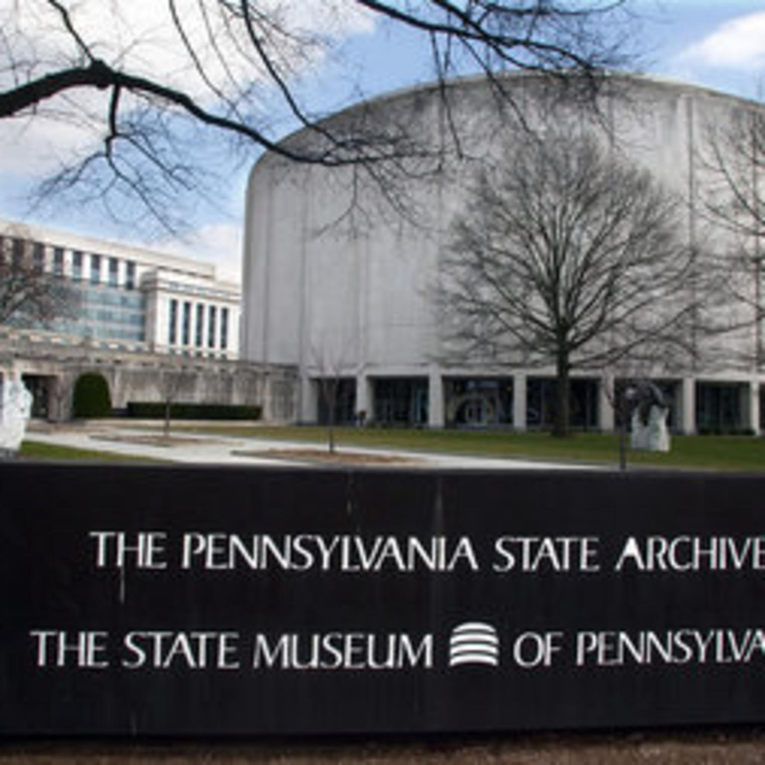 Pennsylvania State Archives