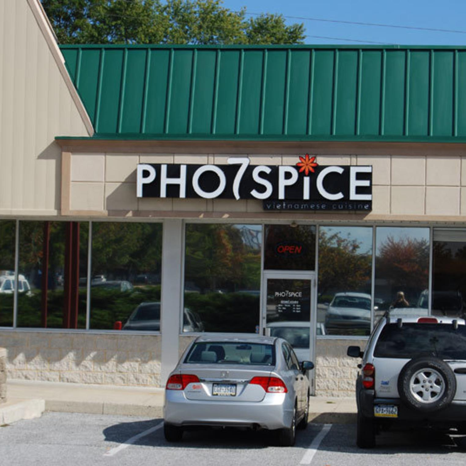 Pho 7 Spice Mechanicsburg Pa 17050