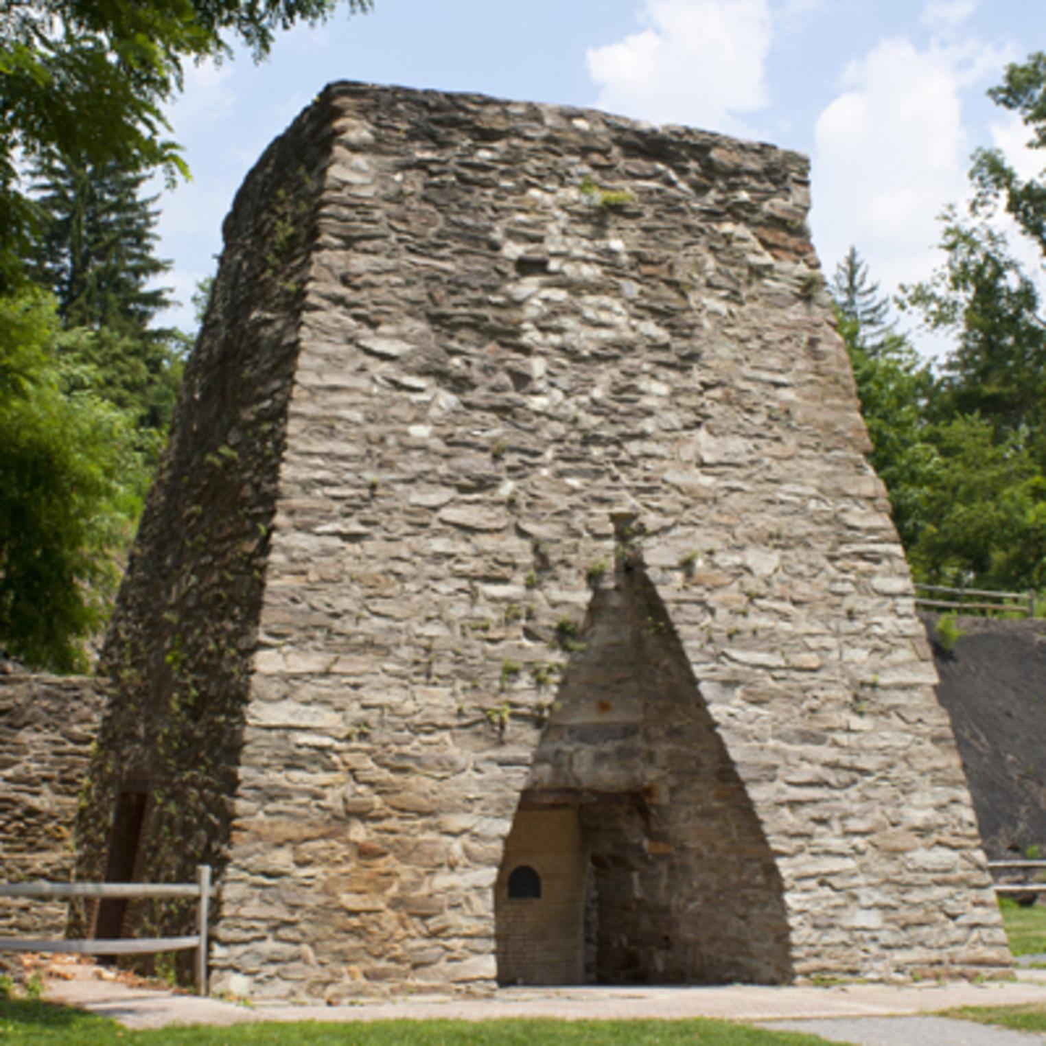 Iron Furnace at Pine Grove Furnace State Park