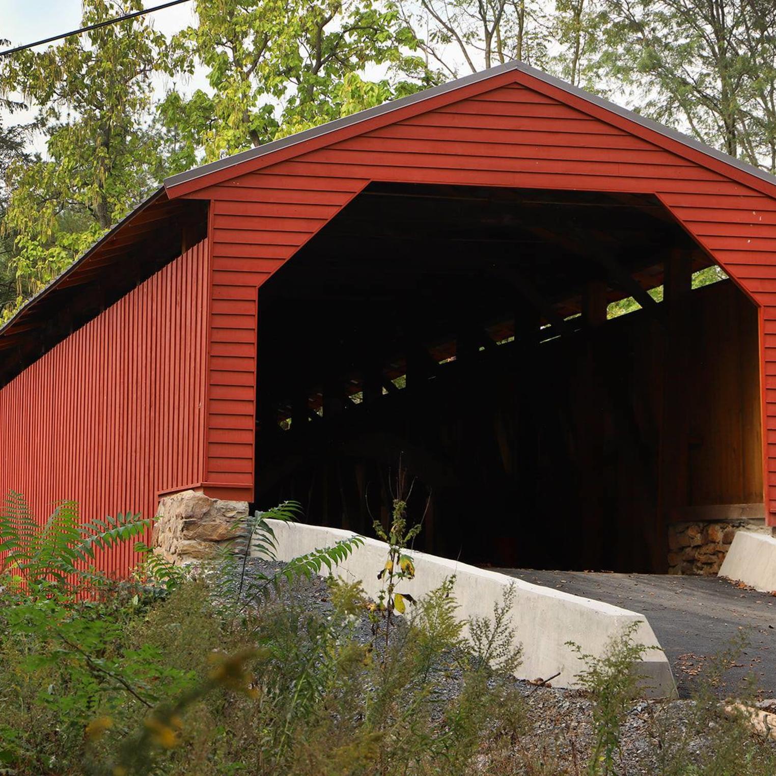 Ramp Covered Bridge