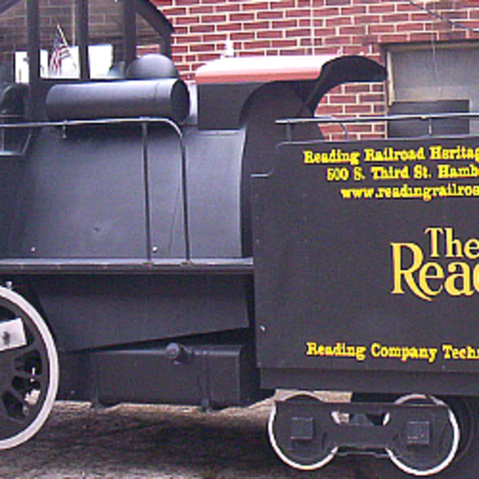 Reading Railroad Heritage Museum