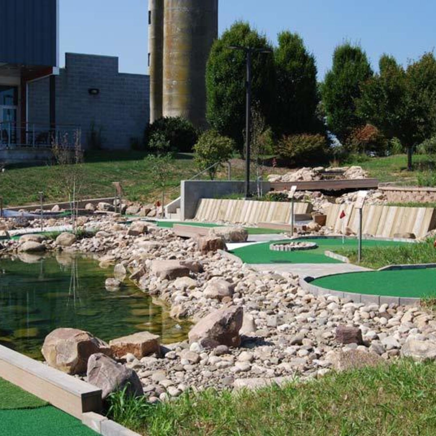 RVG Mini Golf