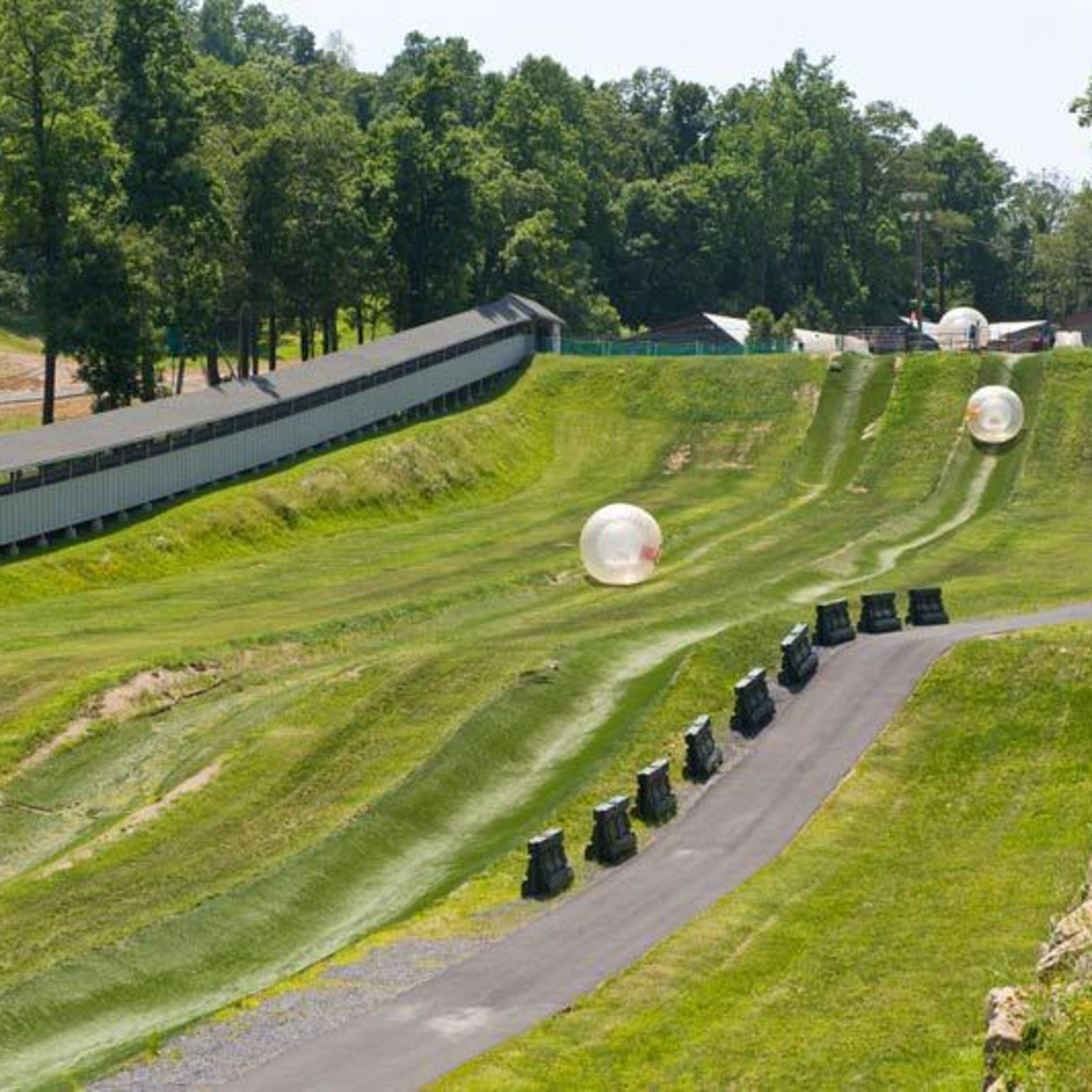 OGO Ball Course