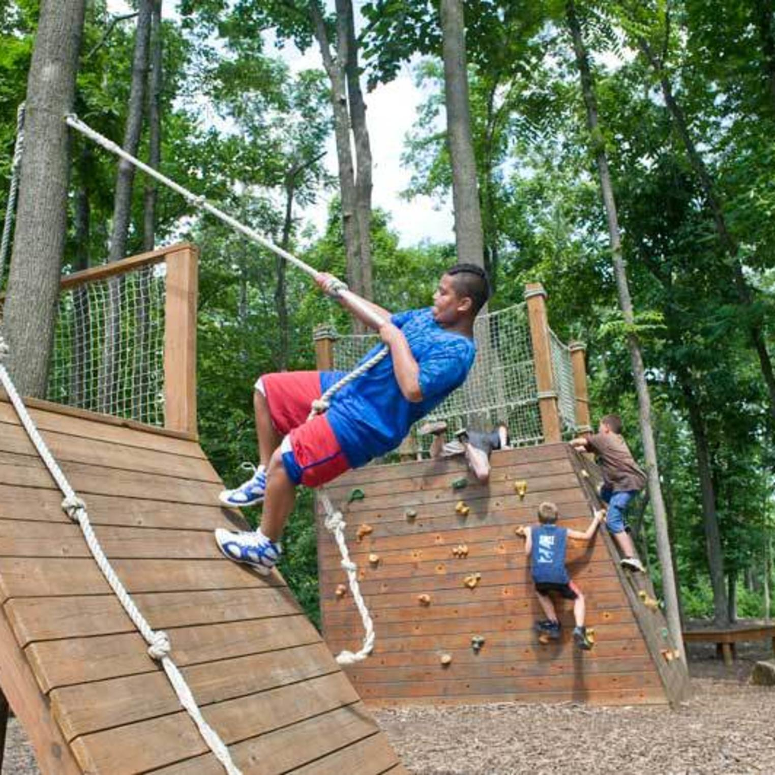 Summer Fun at Roundtop Resort