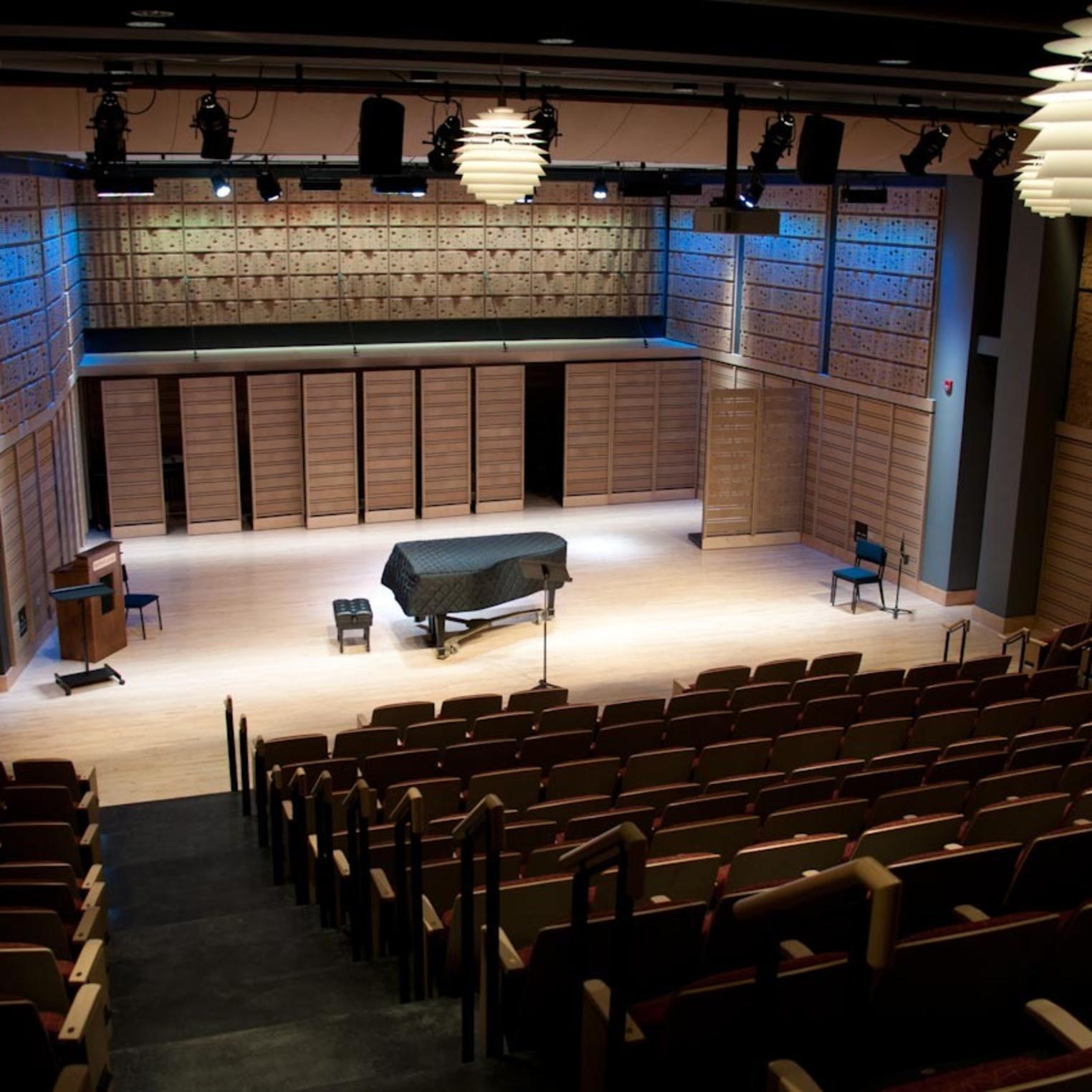 Rubendall Recital Hall