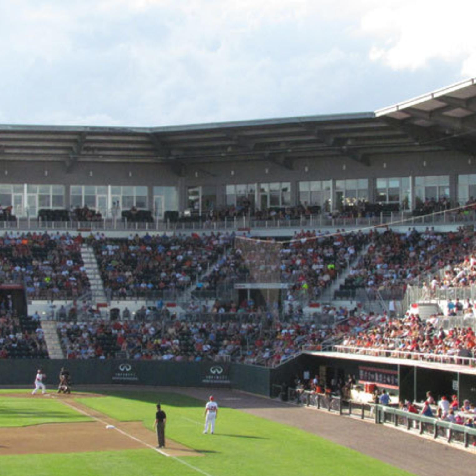 Harrisburg Senators Daytime Game