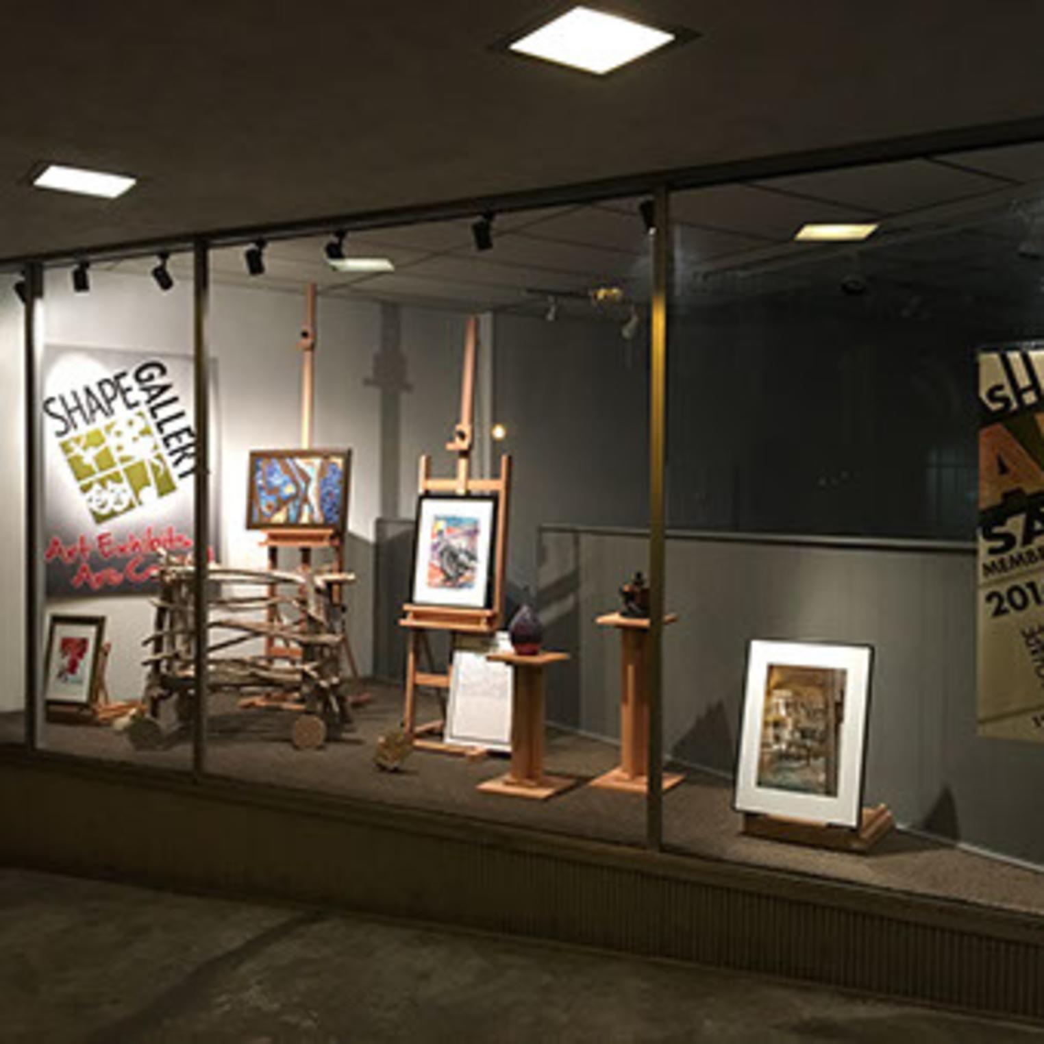 SHAPE Gallery