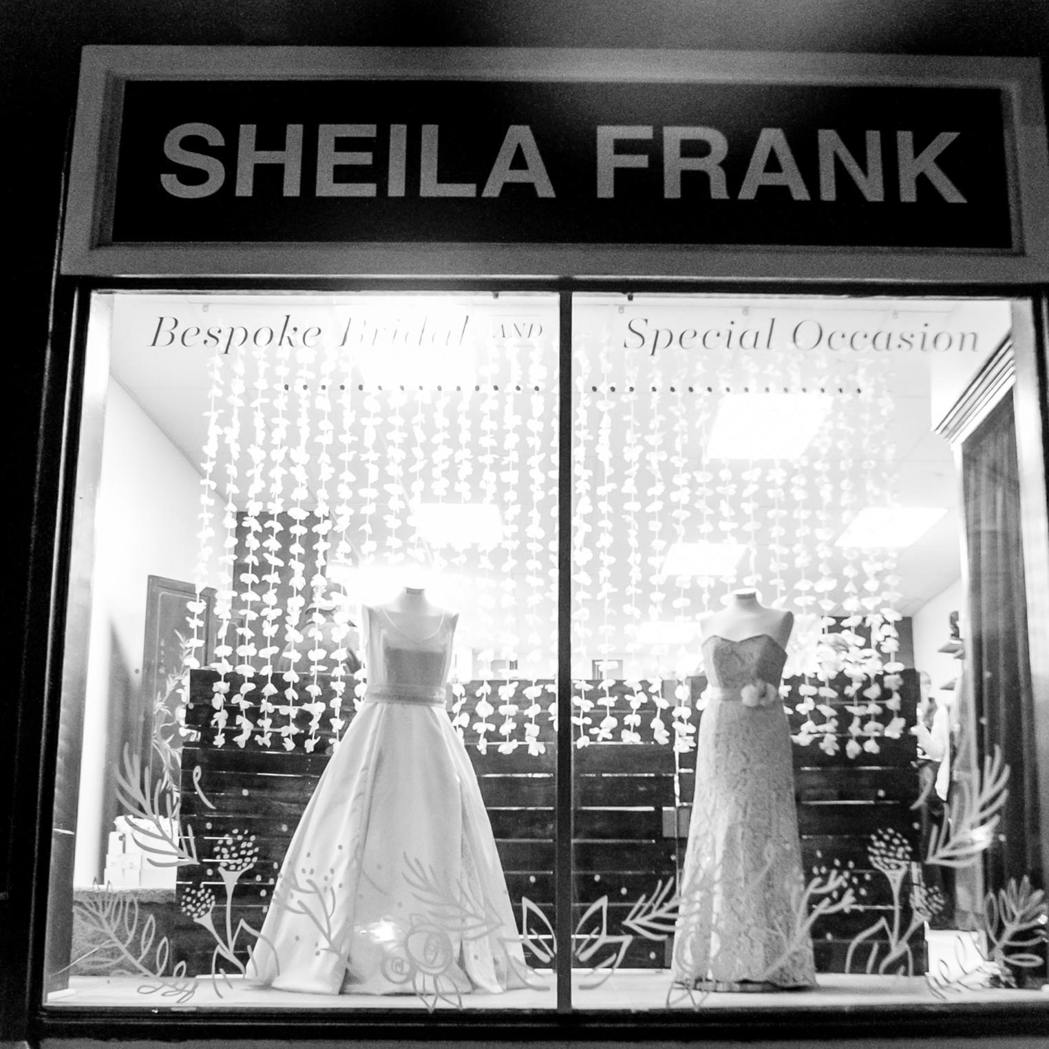 Sheila Frank Store Front