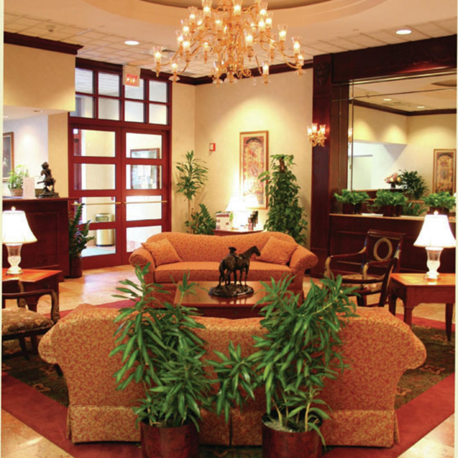 Shippen Place Lobby
