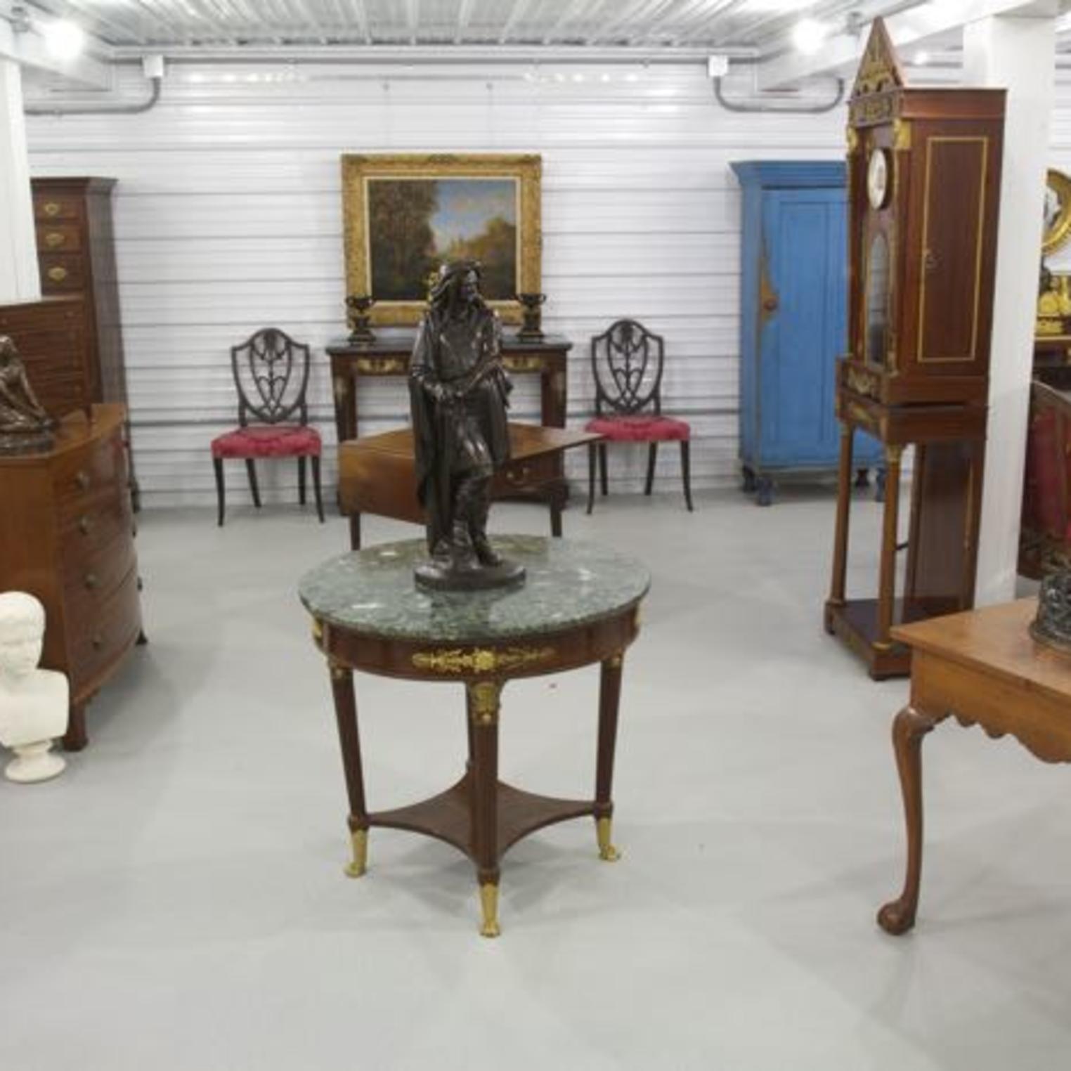 Silla, Ltd. Fine Antiques
