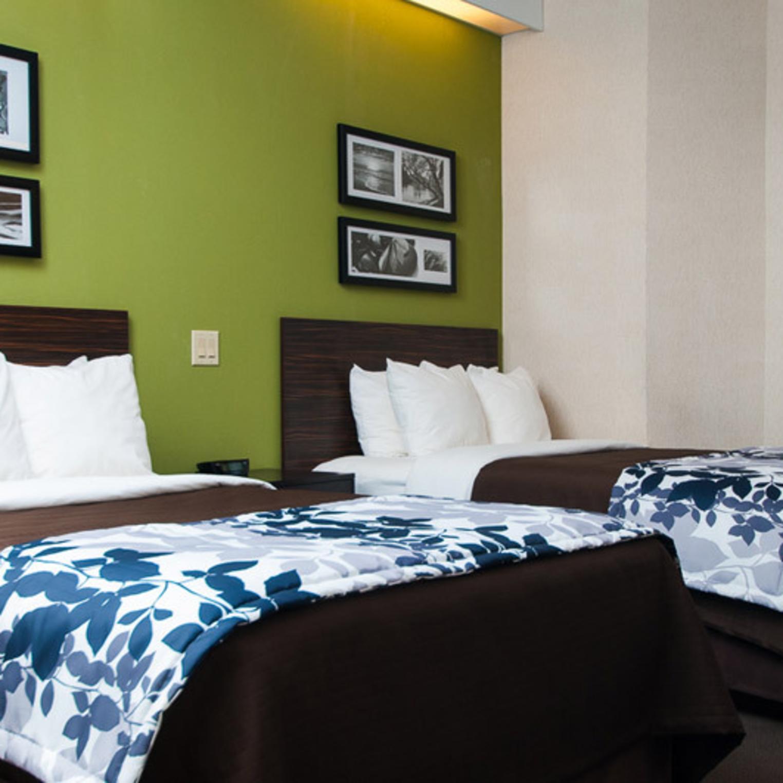 Sleep Inn Carlisle Guest Room