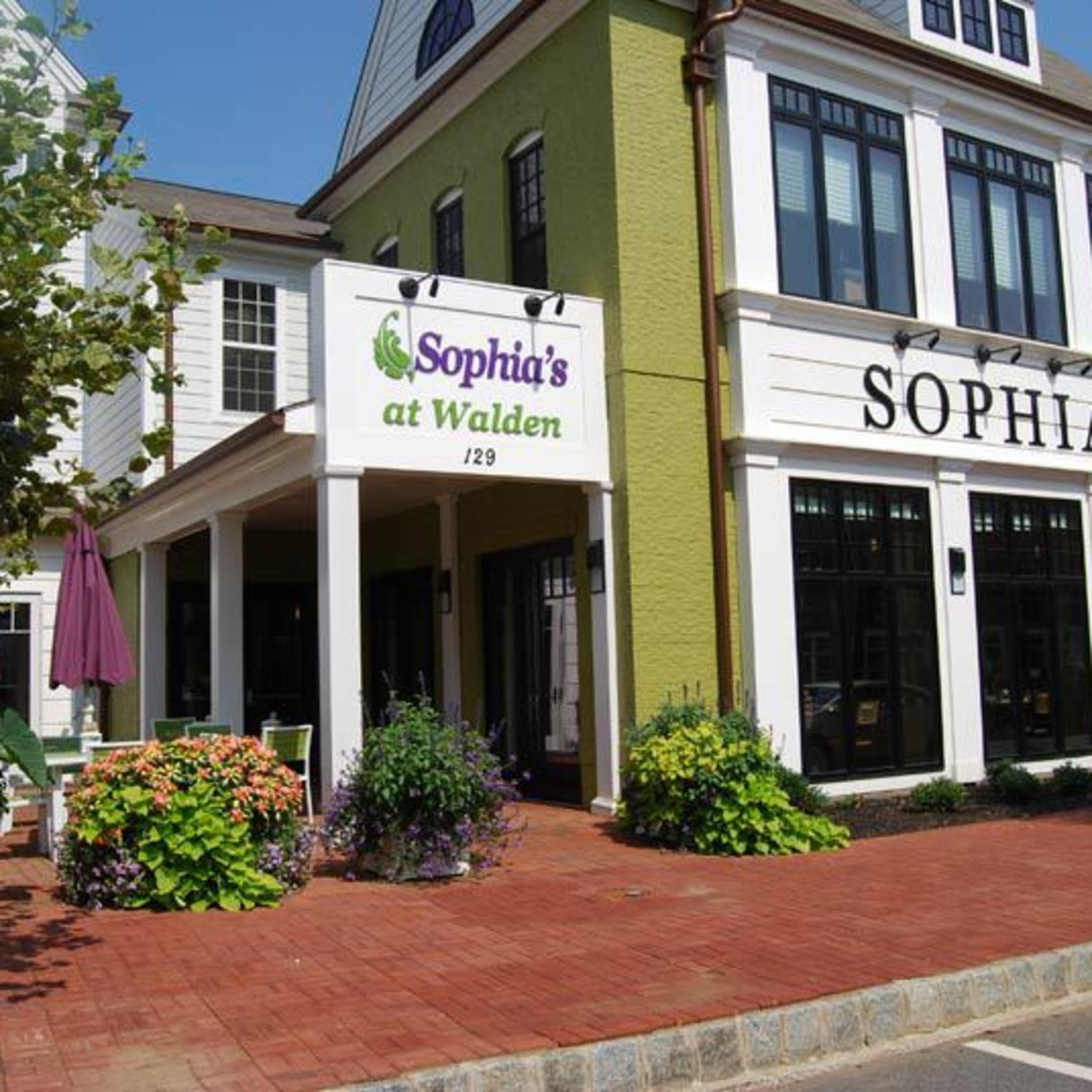 Sophia's at Walden Exterior