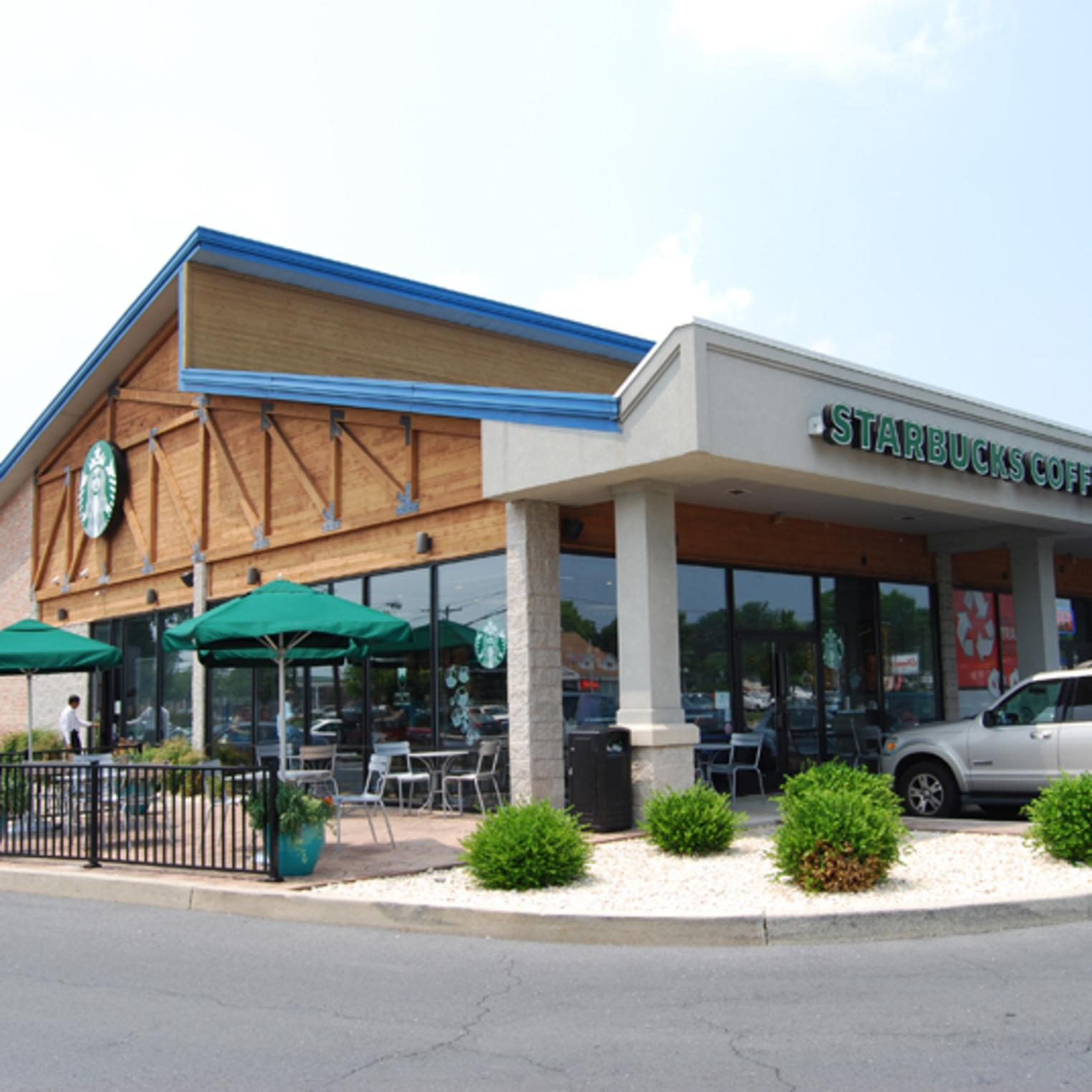Starbucks Camp Hill