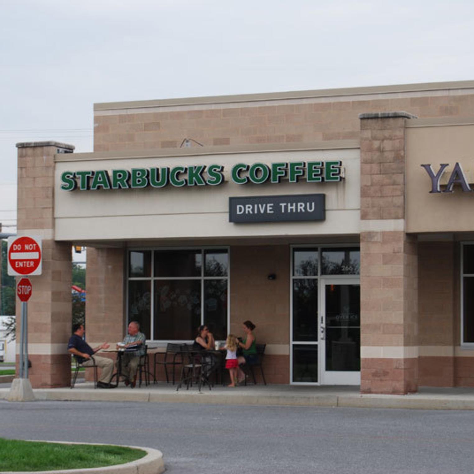 Starbucks Carlisle