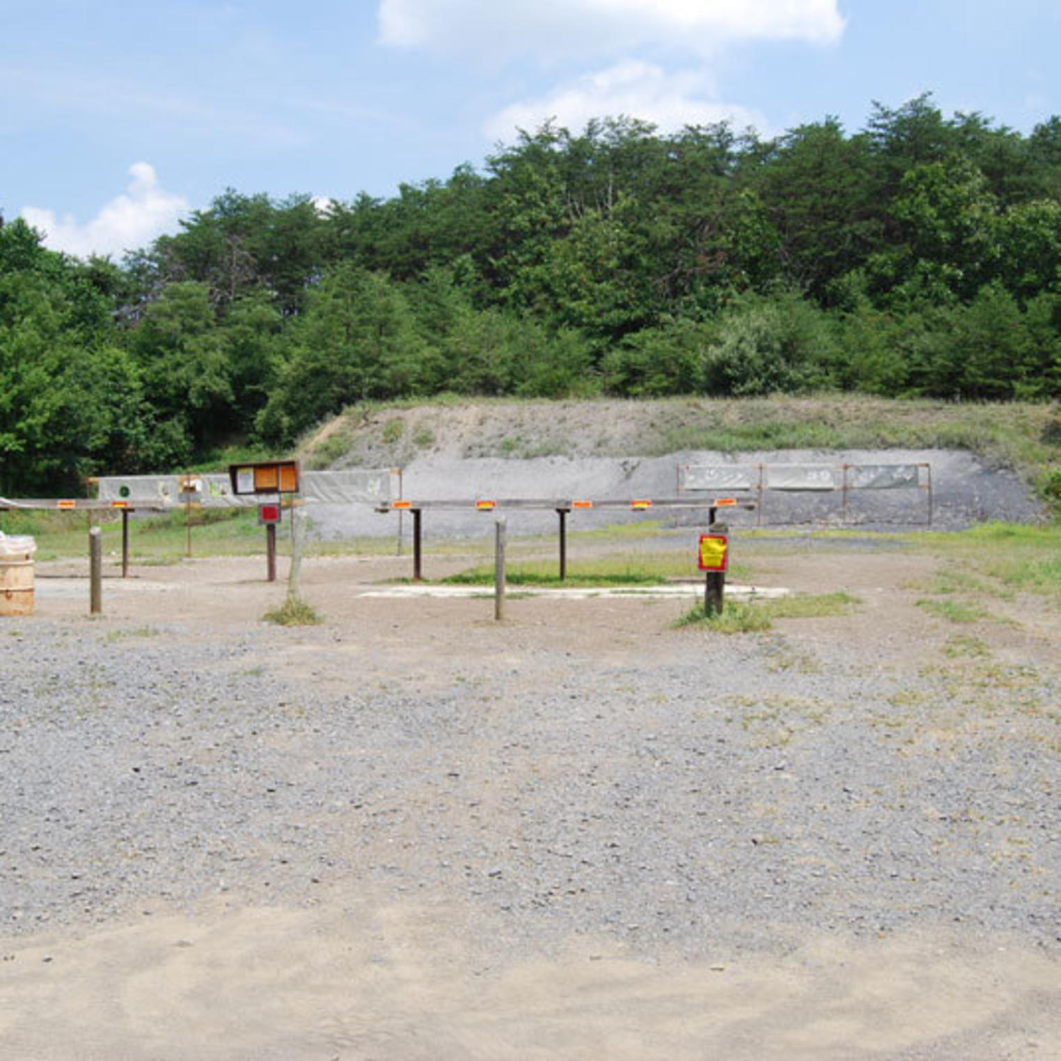 Sate Game Lands #230 Shooting Range