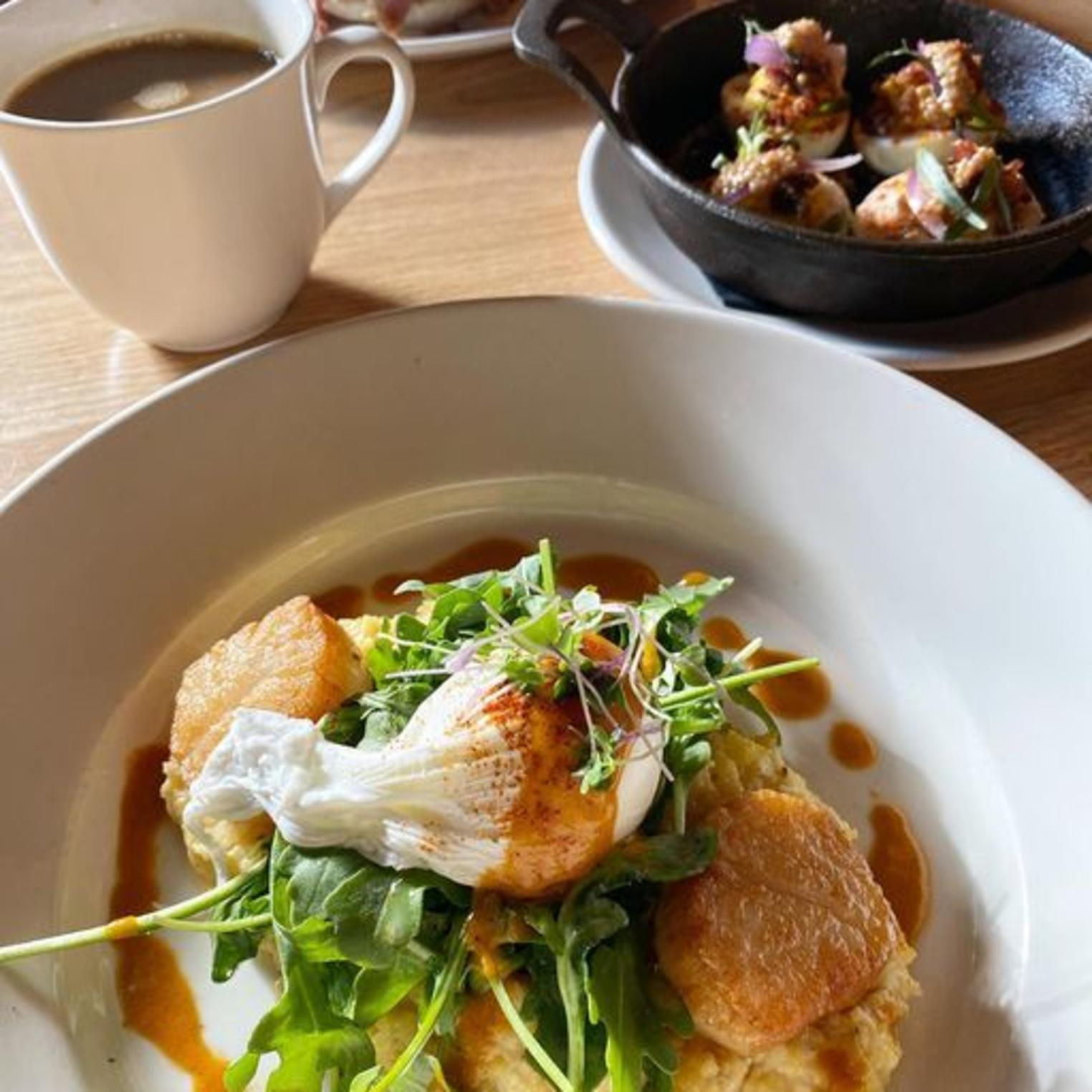 Sunday Brunch at The Millworks