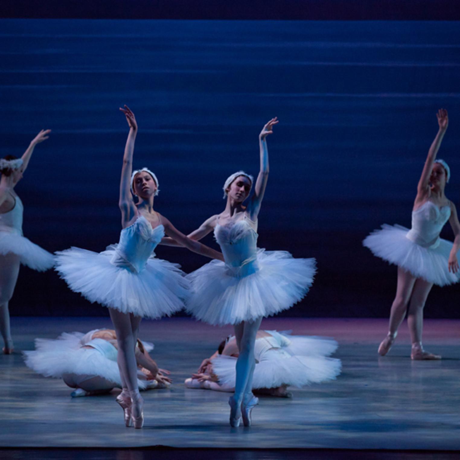 Swan Lake, choreography by Laszlo Berdo
