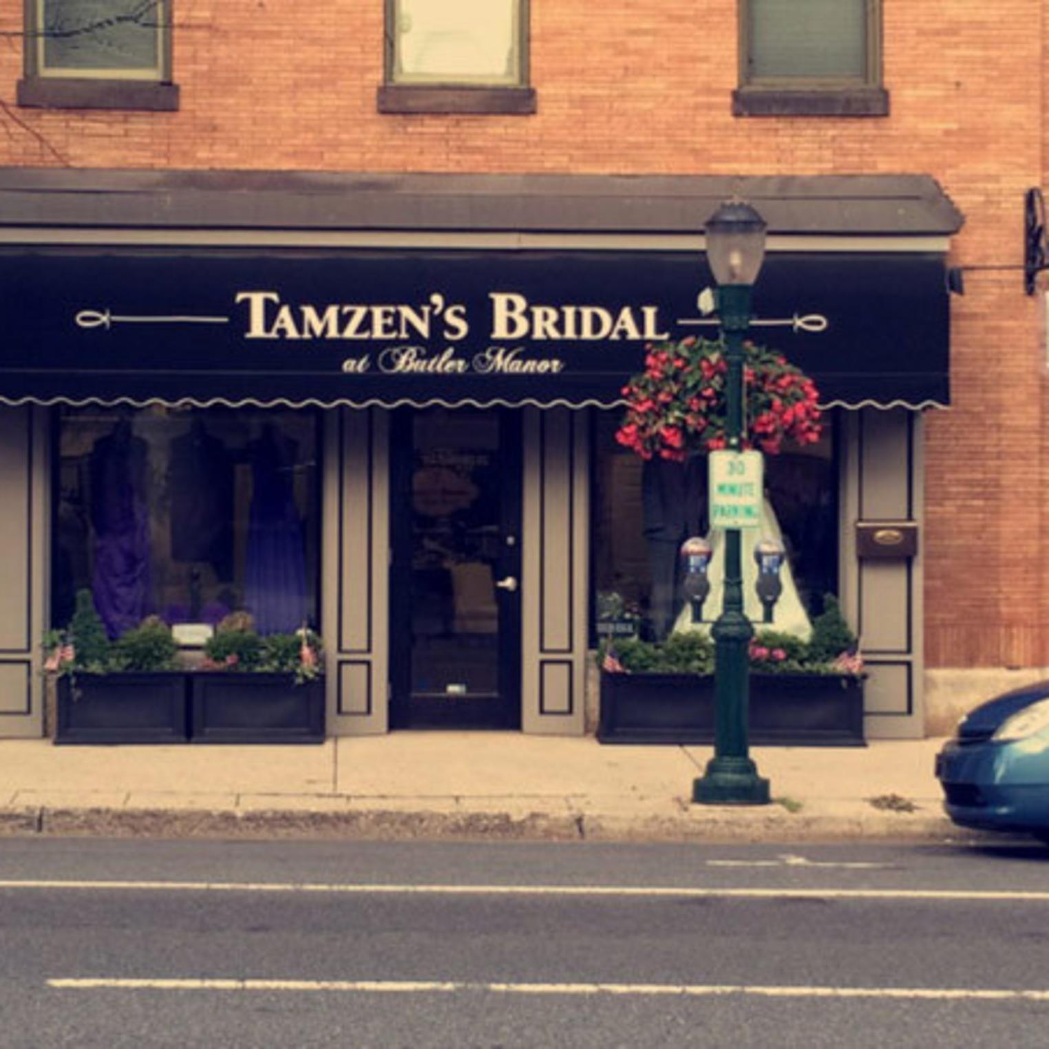 Tamzen's Bridal at Butler Manor