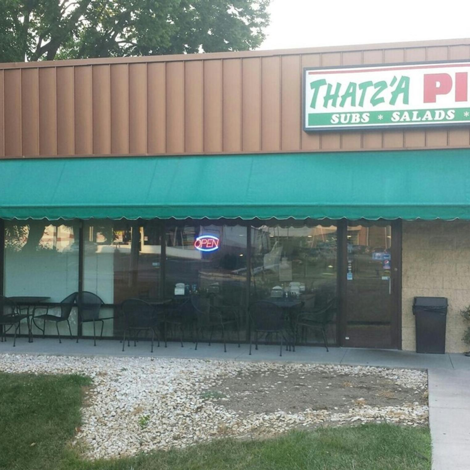 Thatz'a Pizza