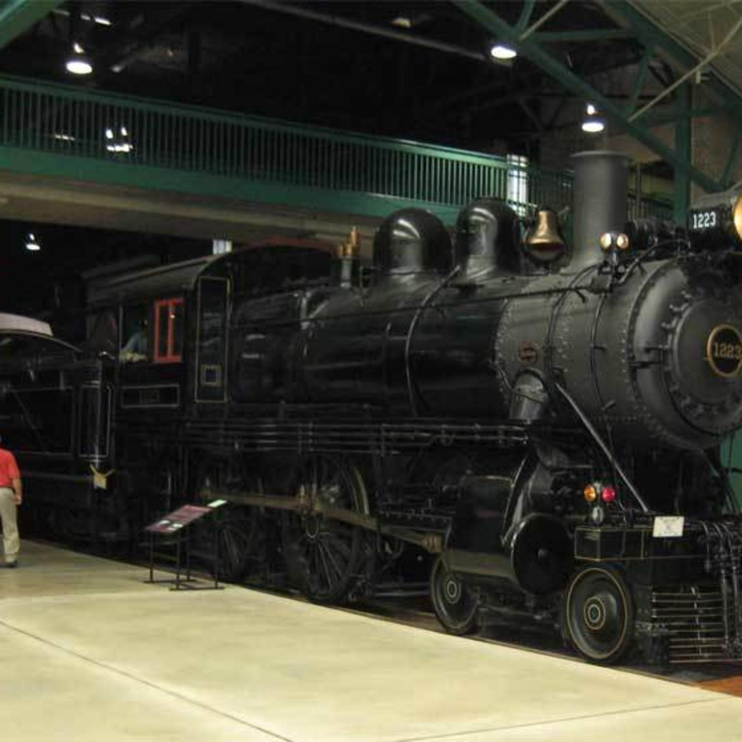 The Railroad Museum of PA
