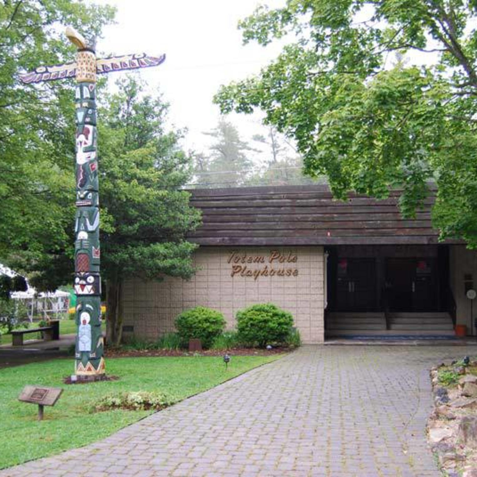 Totem Pole Playhouse Exterior
