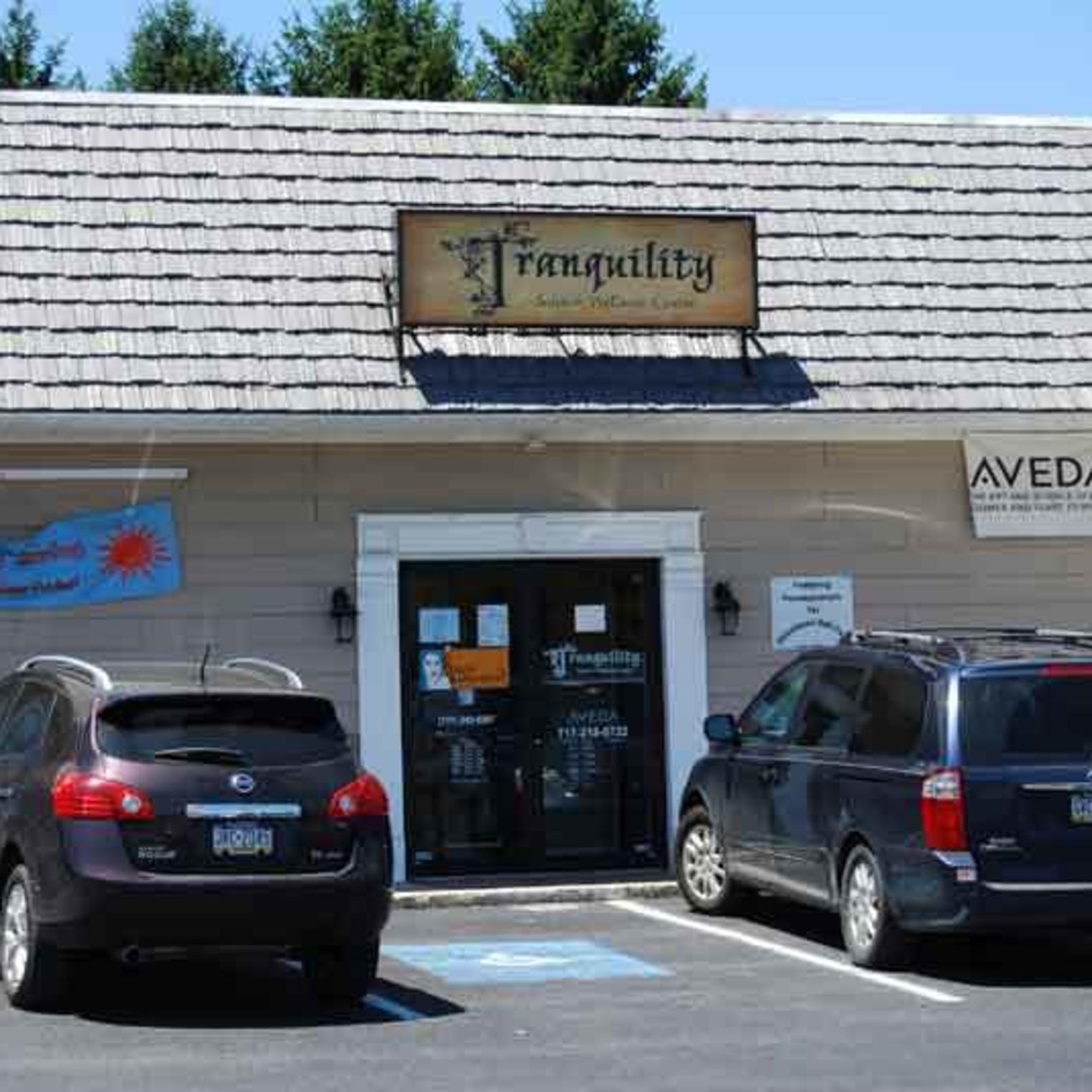 Tranquility Salon & Wellness Center