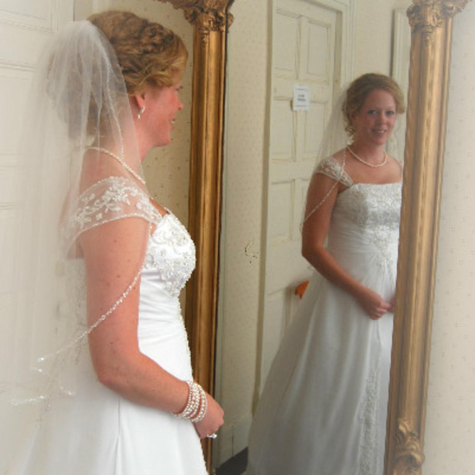 Bride at Two Mile House