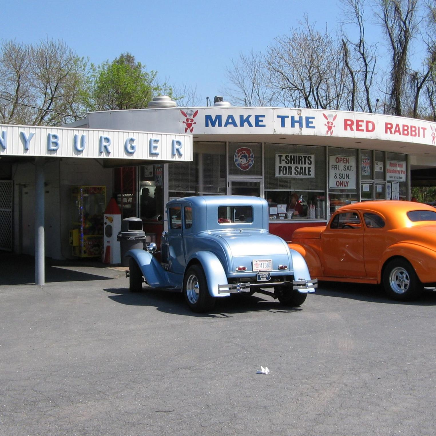 Red Rabbit Drive-In