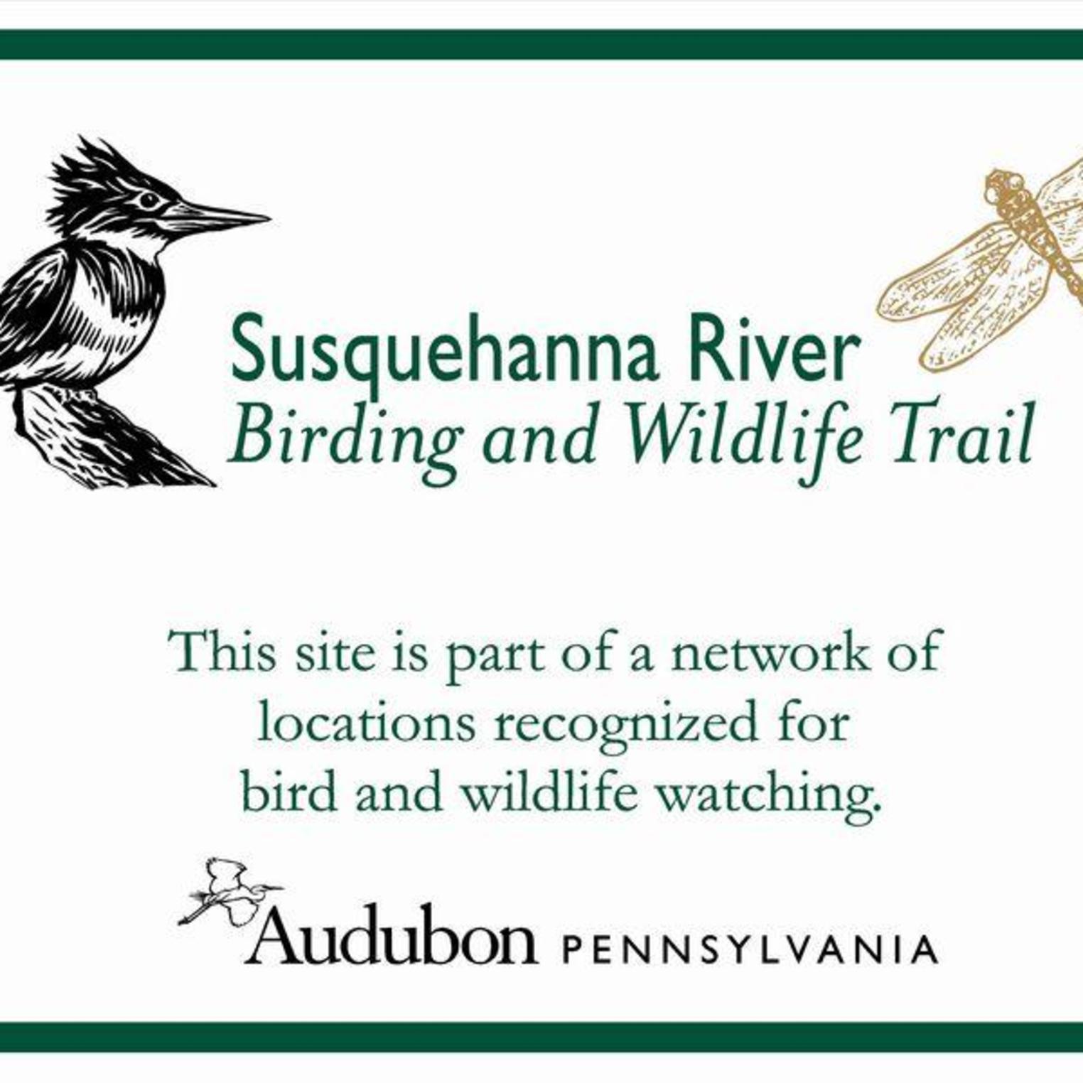 Susquehanna River Birding and Wildlife Trail
